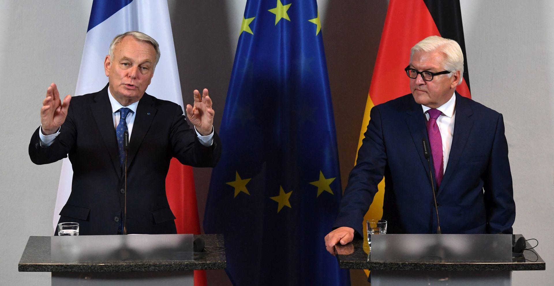 """""""Snažna Europa u svijetu nesigurnosti"""": Francuski i njemački MVP-i o budućnosti EU politike"""