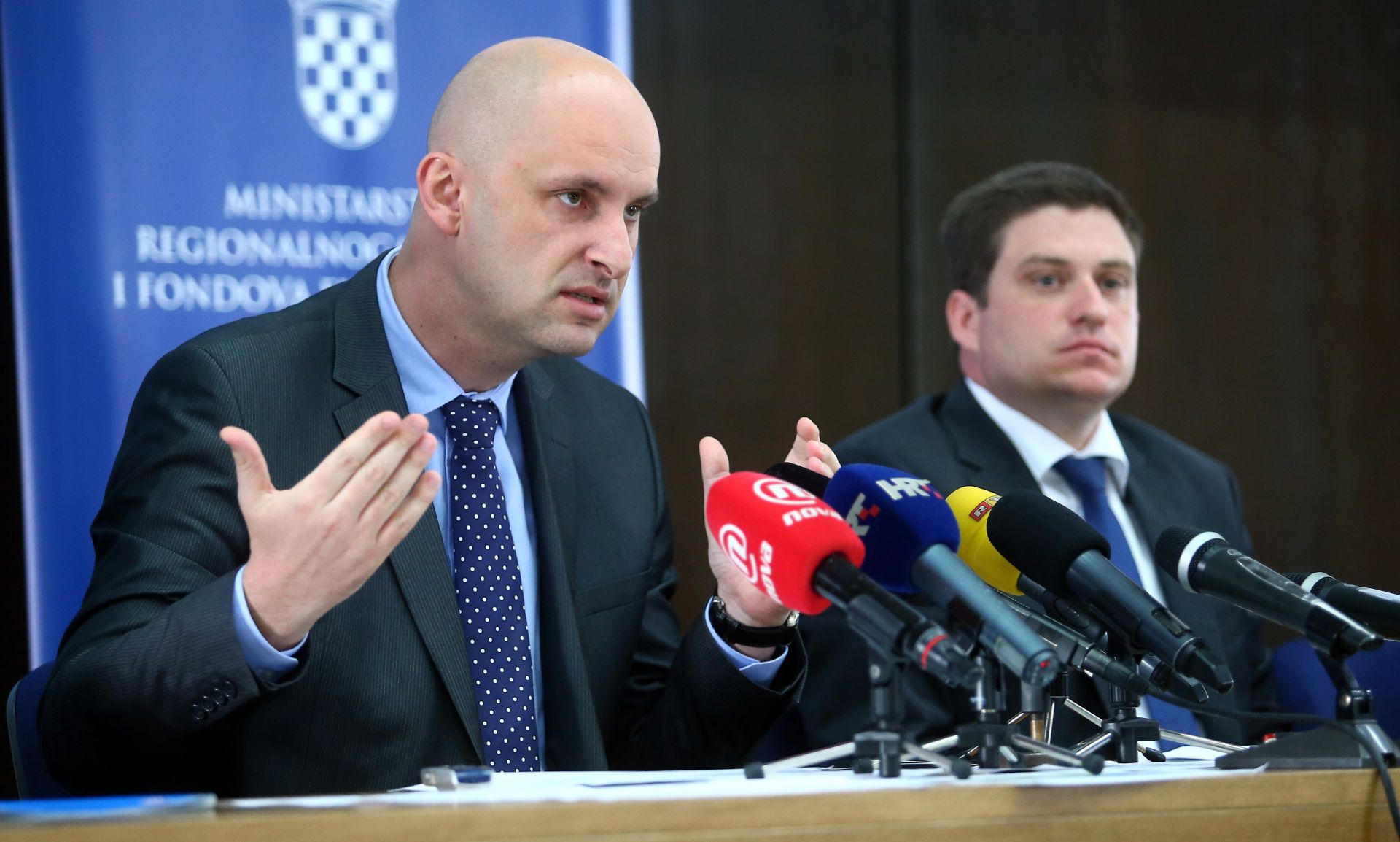 TOLUŠIĆ I BUTKOVIĆ: 'Na Predsjedništvo HDZ-a dolazimo sa svojim glavama'