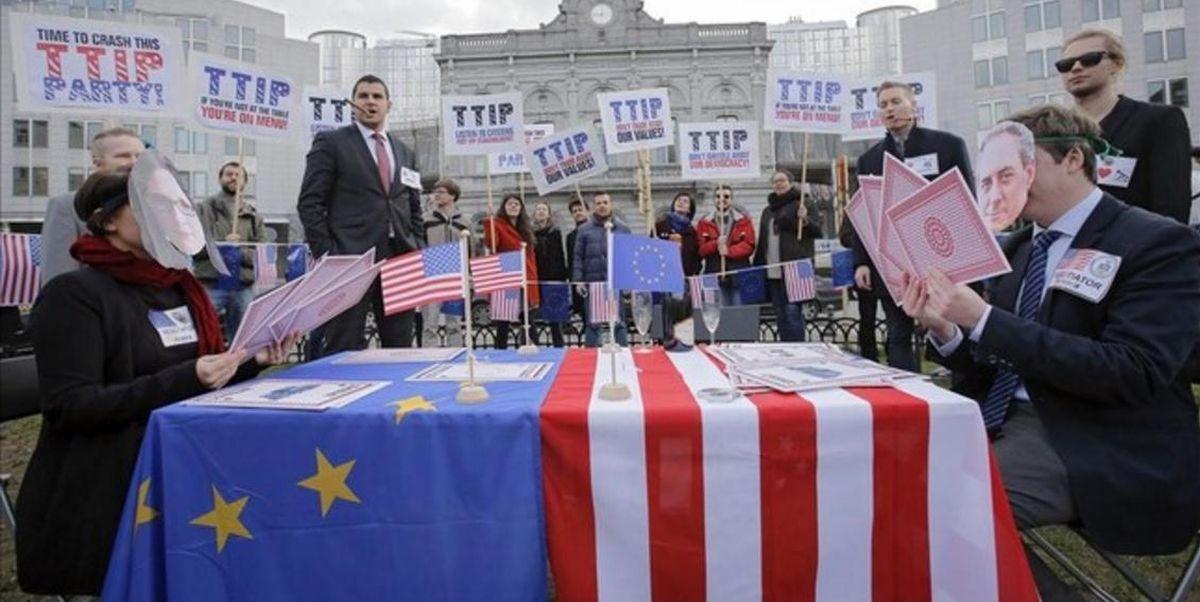 Brexit je posljednji čavao u lijesu TTIP-a