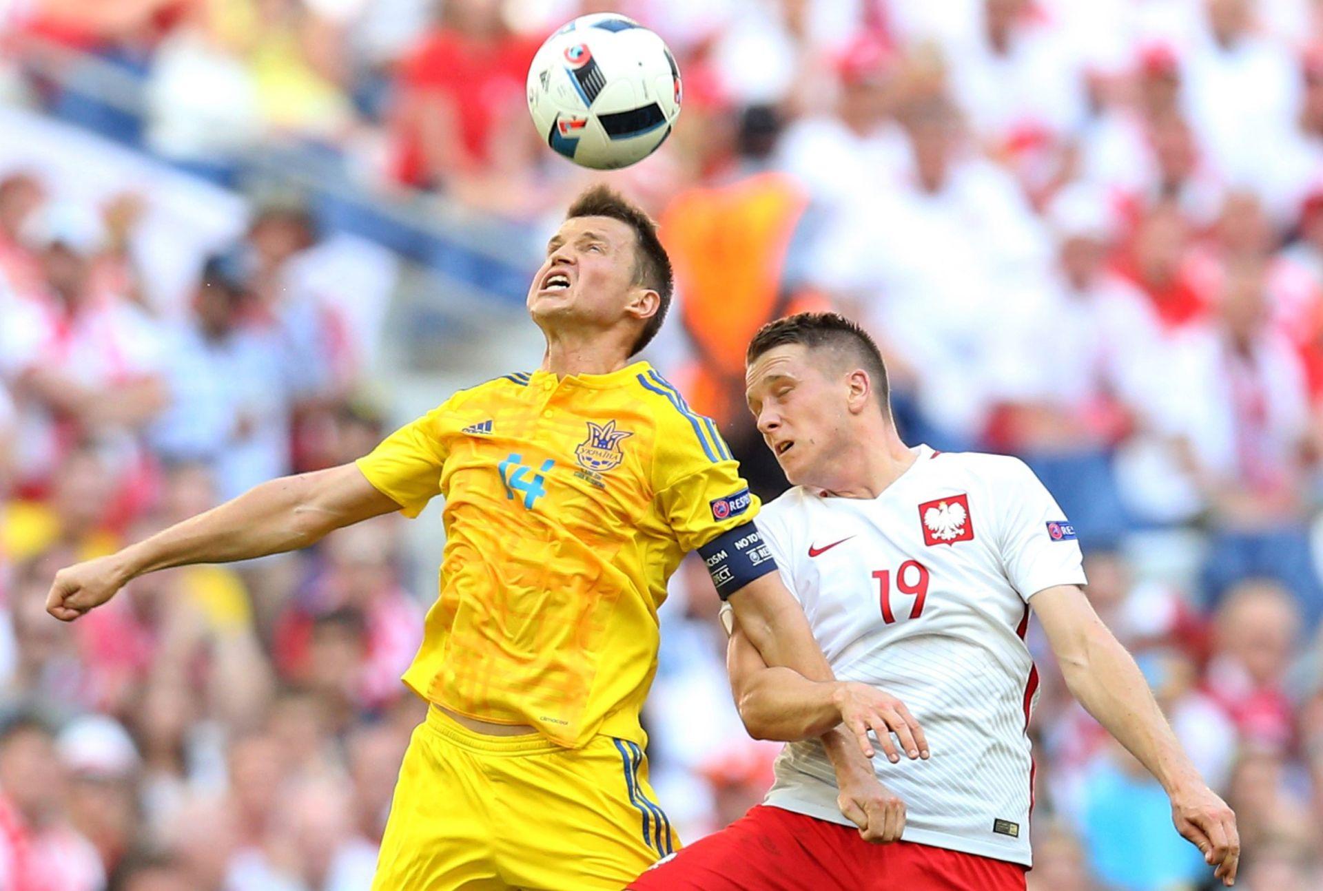 EURO 2016: Ukrajina – Poljska 0-1