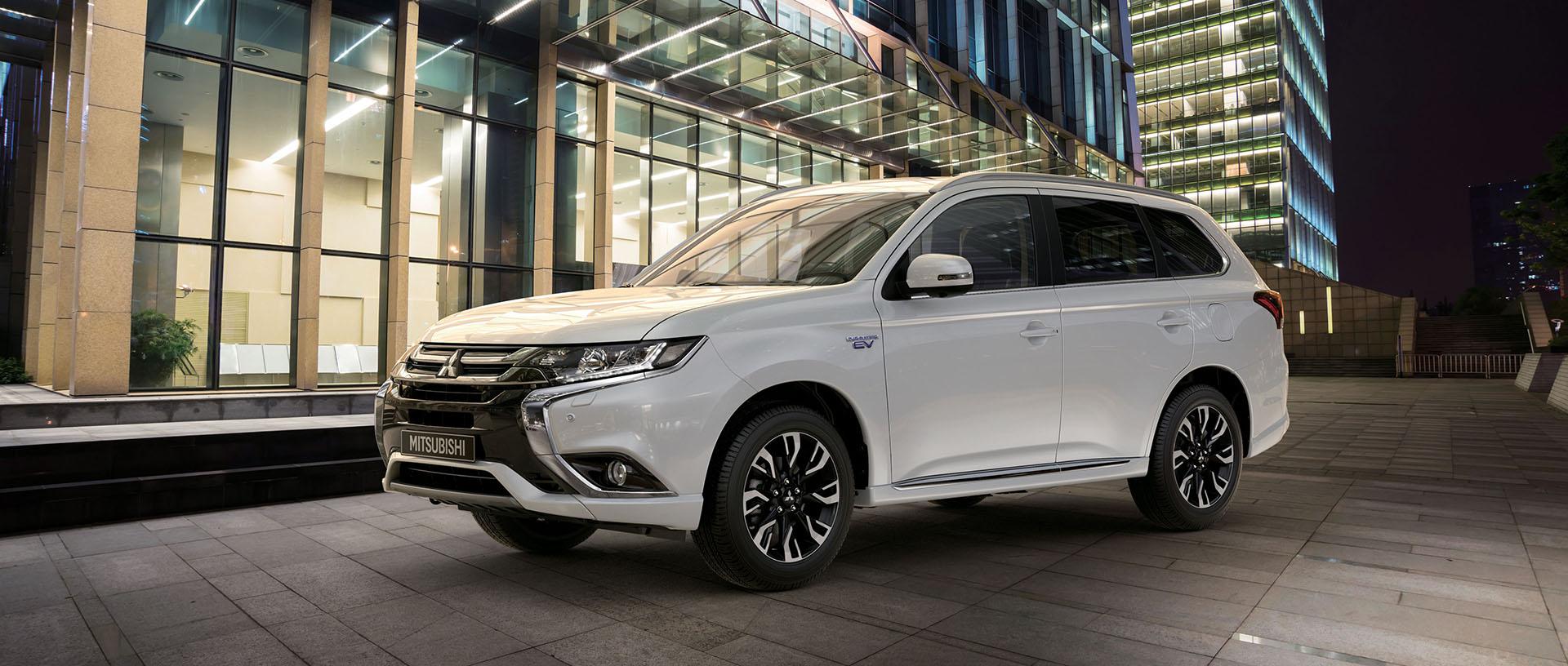 VIDEO: Upoznajte pobliže Mitsubishi Outlander PHEV