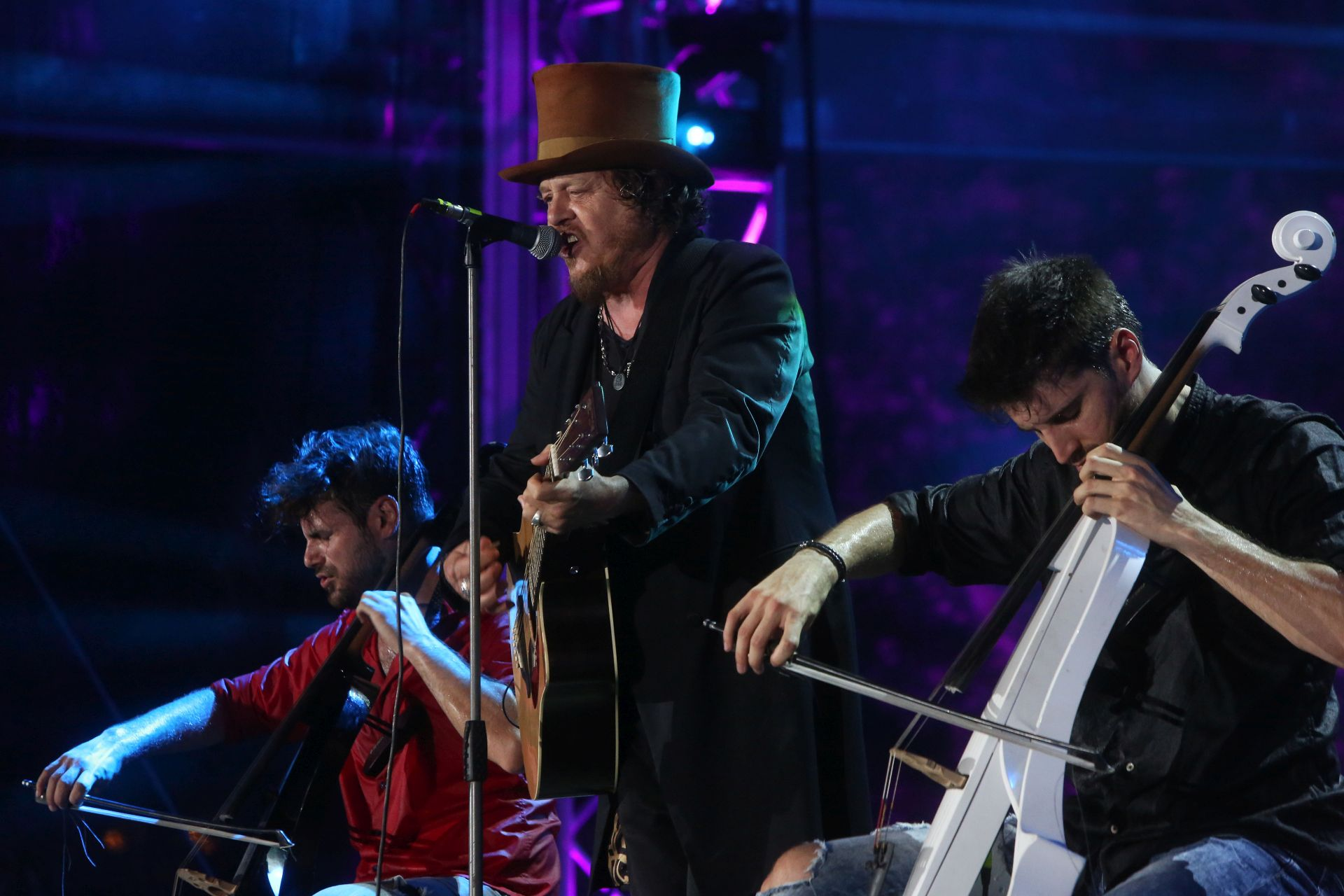 GRAĐANI ODUŠEVLJENI: Besplatni koncert 2Cellos na zagrebačkom Trgu kralja Tomislava