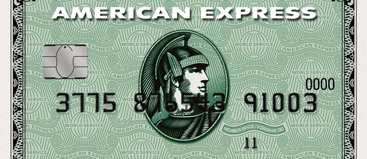 AMERICAN EXPRESS Vodeća kreditna kartica na hrvatskom kartičnom tržištu