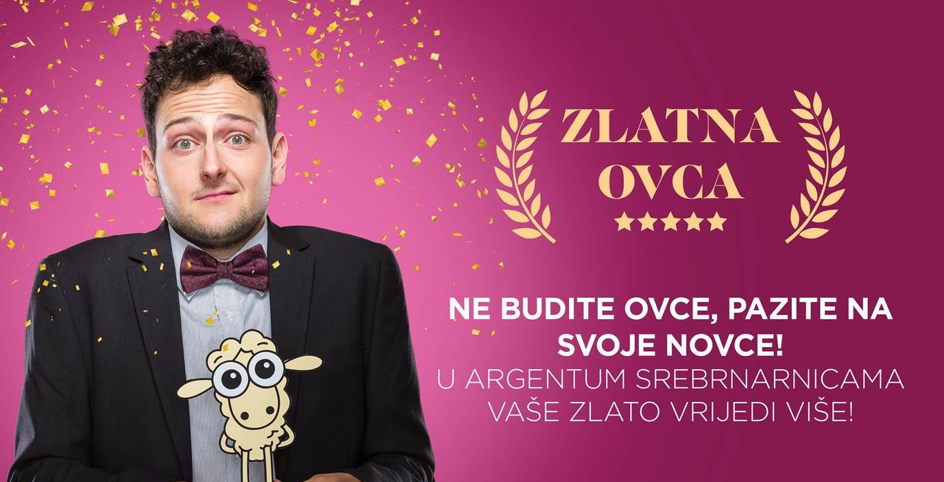 VIDEO: ARGENTUM Traje edukativna kampanja 'Ne budite ovce, pazite na svoje novce!'