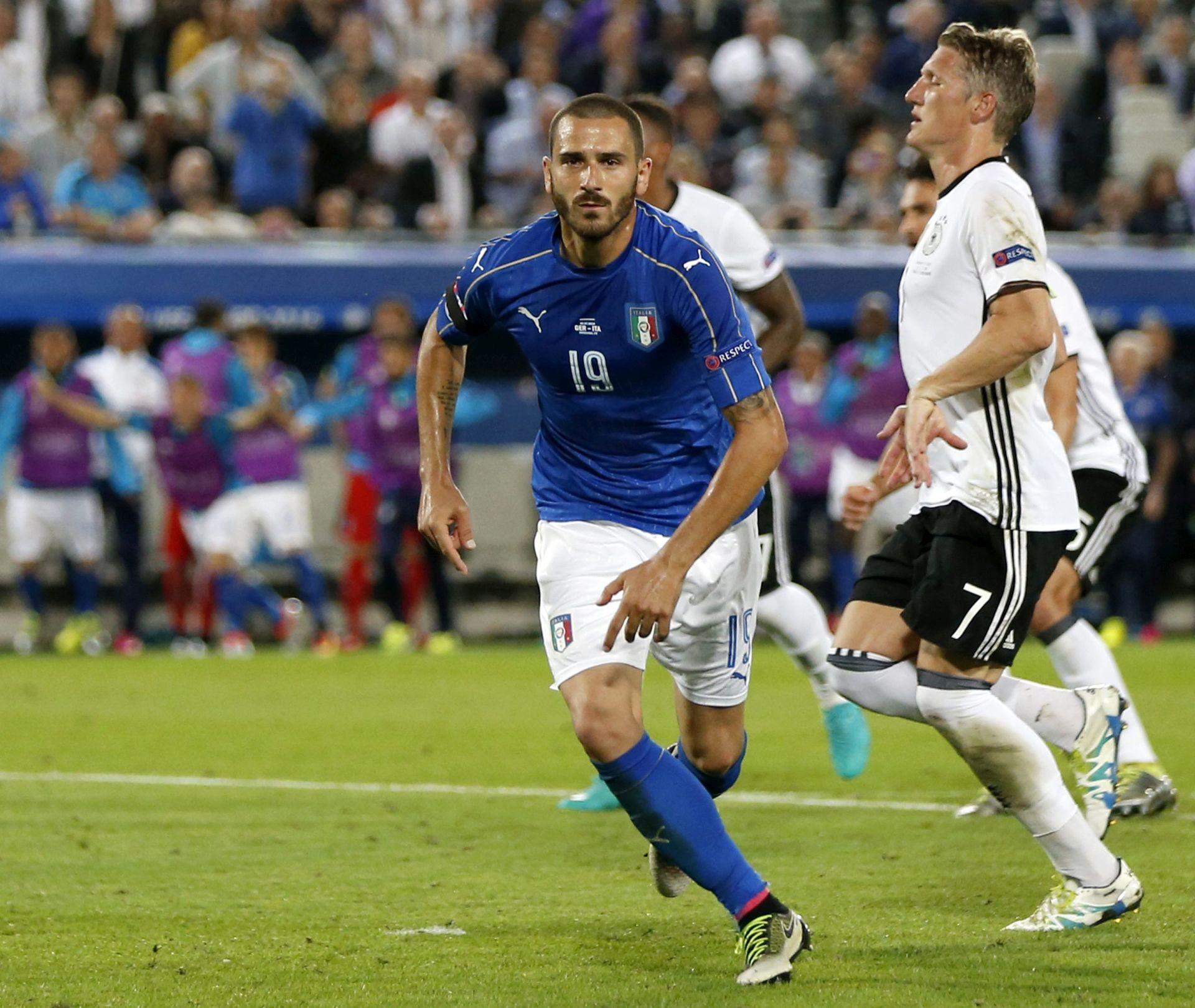 ODBIJENA GUARDIOLINA PONUDA: Juventus odbio 44 milijuna za Bonuccija