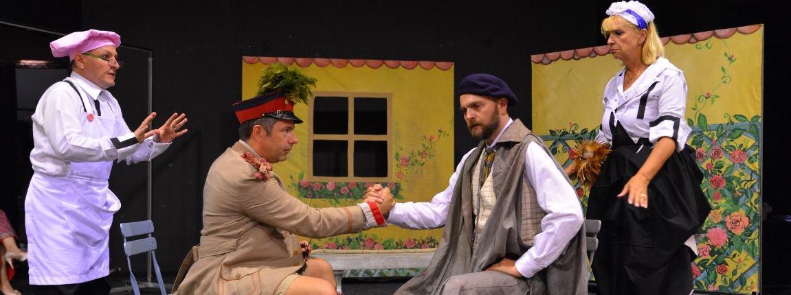 VEČERI NA GRIČU Praizvedba komične opere u jednom činu 'Betly' u ponedjeljak 18. srpnja