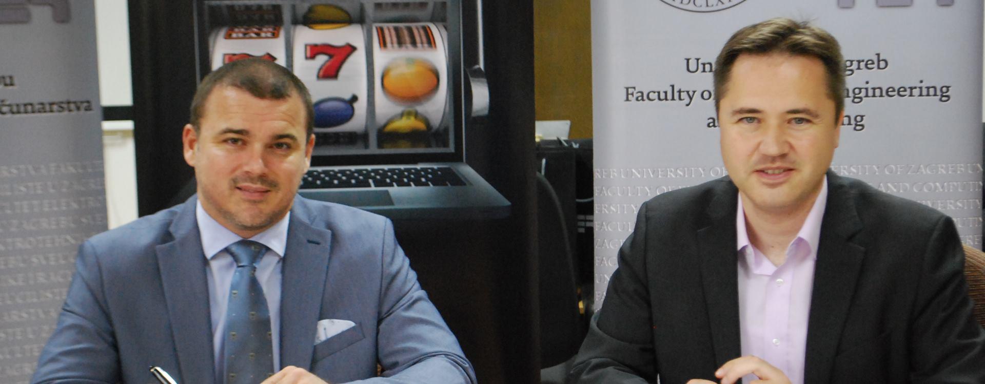 Potpisan Sporazum o poslovnoj suradnji Hrvatske Lutrije i FER-a