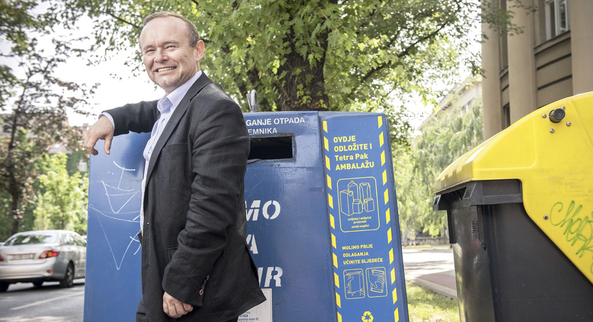 'Nema alternative odvajanju otpada na kućnom pragu, ali nema šanse da stignemo EU standarde'