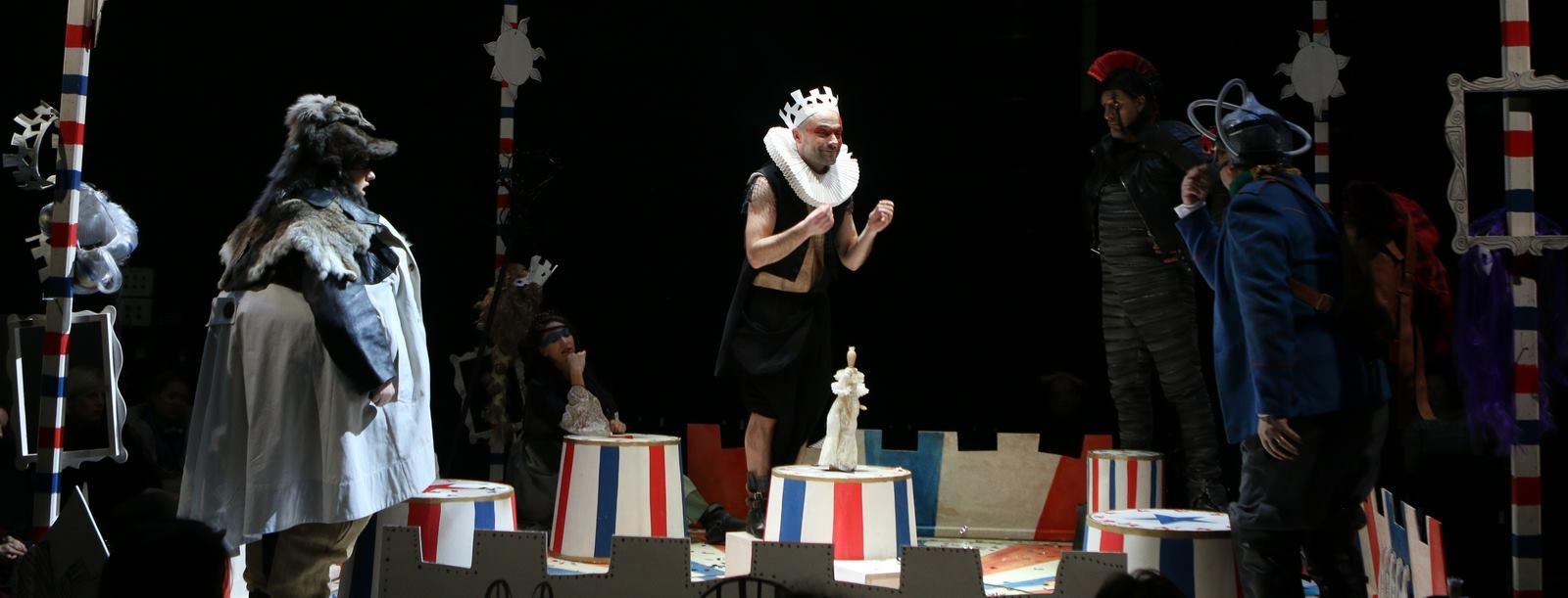 """Popularna predstava za djecu """"Dugonja, Trbonja, Vidonja"""" na Riječkim ljetnim noćima u ponedjeljak 4. srpnja"""