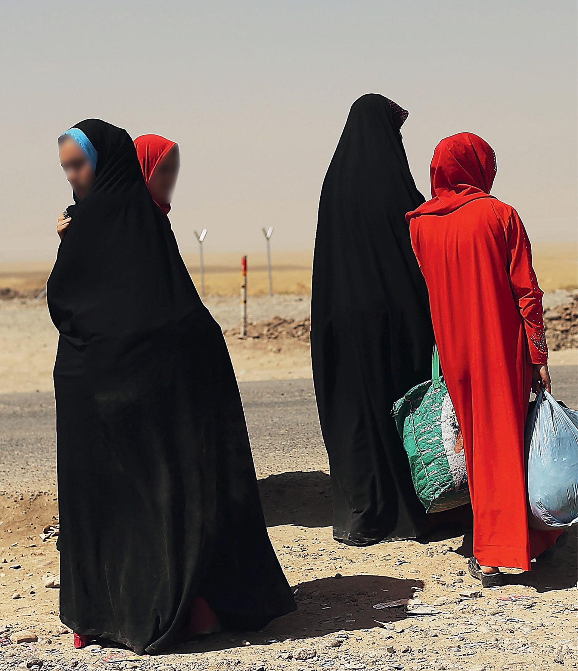 FELJTON Djevojka koja je pobijedila vojnike Islamske države