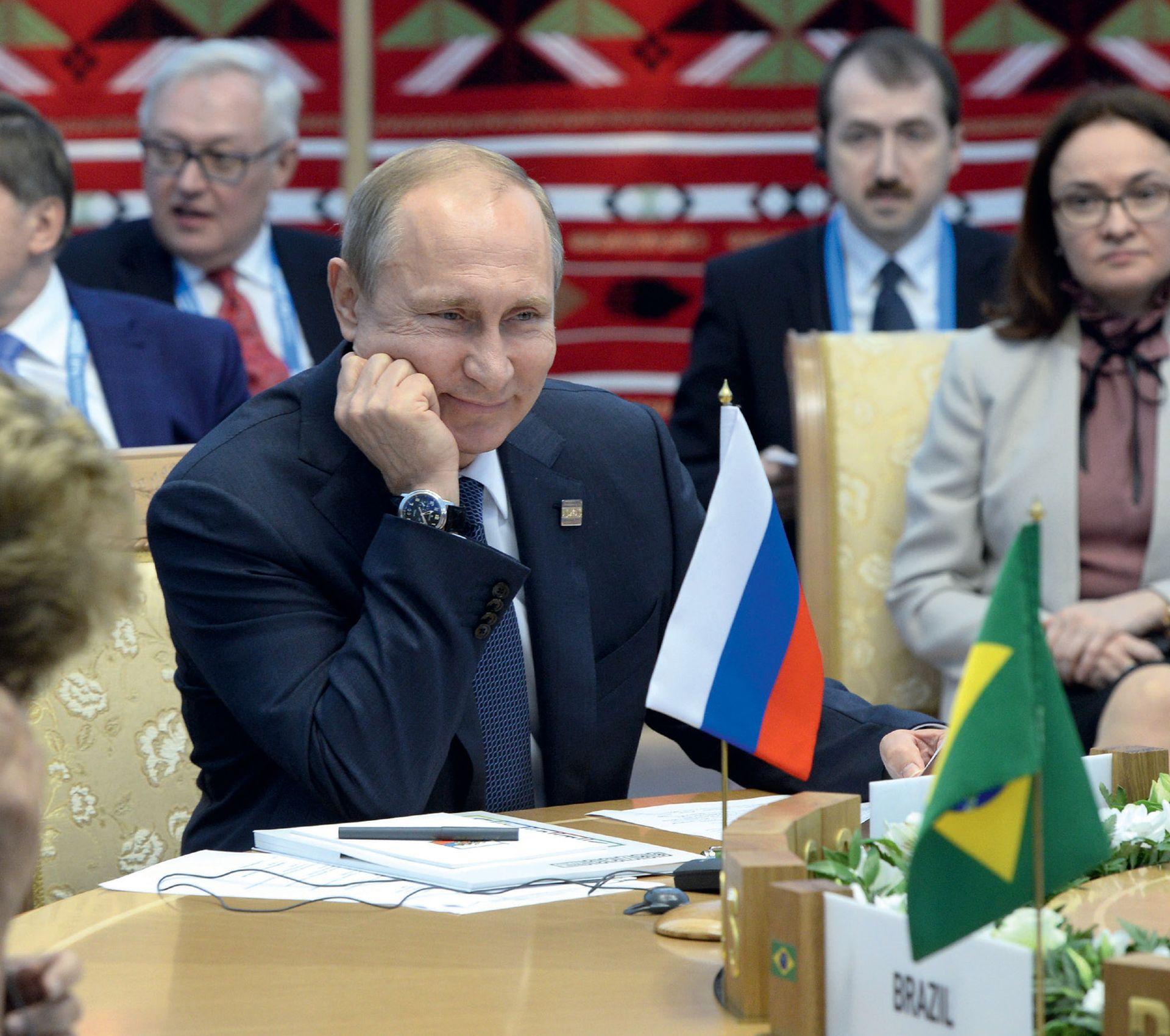 Kako je Putinova mreža KGB-ovih špijuna zavladala Rusijom