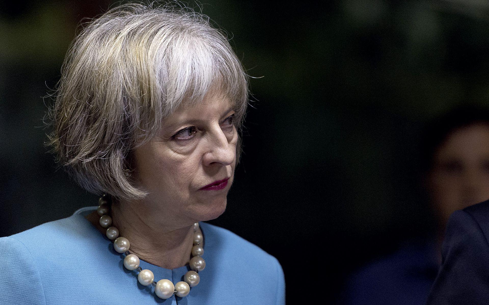 THERESA MAY – prava osoba za pregovore o izlasku Velike Britanije  iz Europske unije
