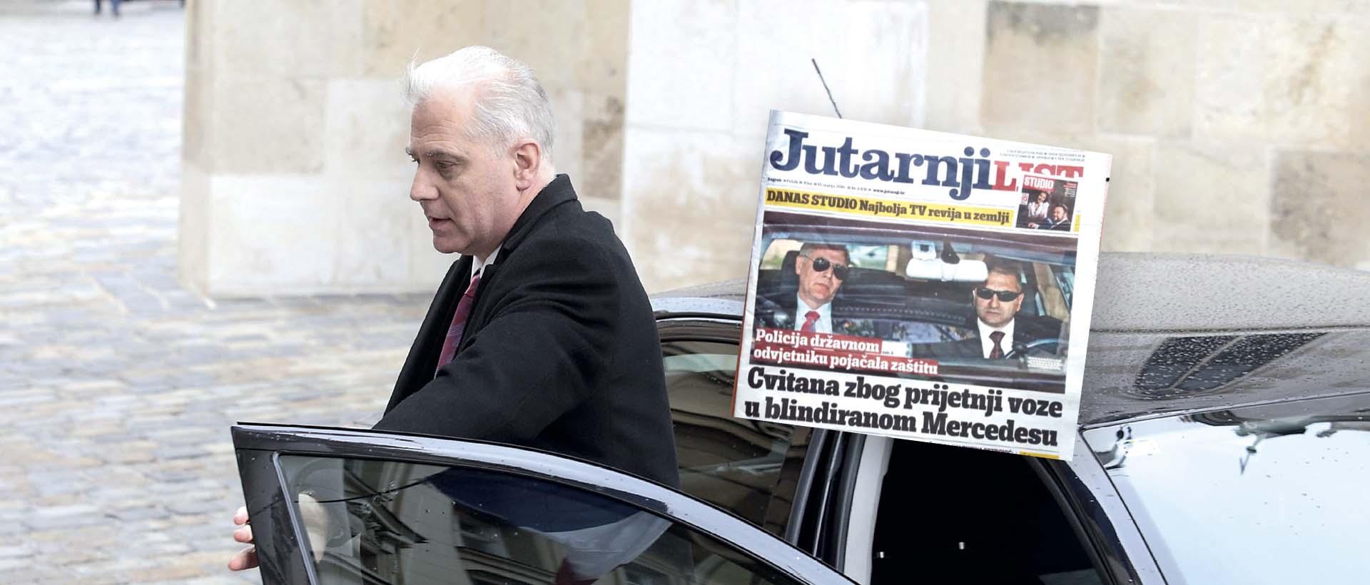 Moćni Hrvat naručio atentat na Cvitana zbog osvete