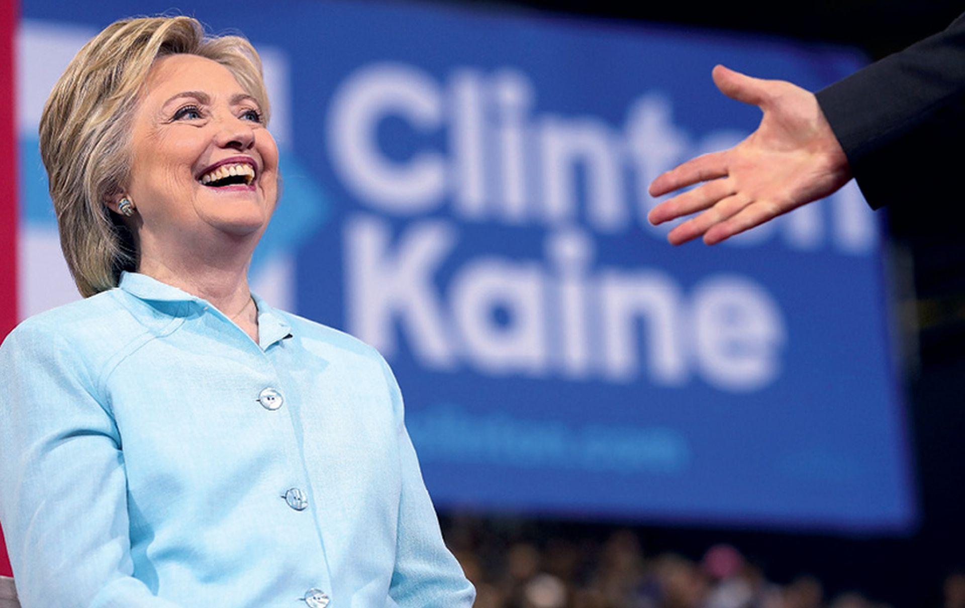 Senator iz Virginije ključna je karika u pohodu Hillary Clinton na Bijelu kuću