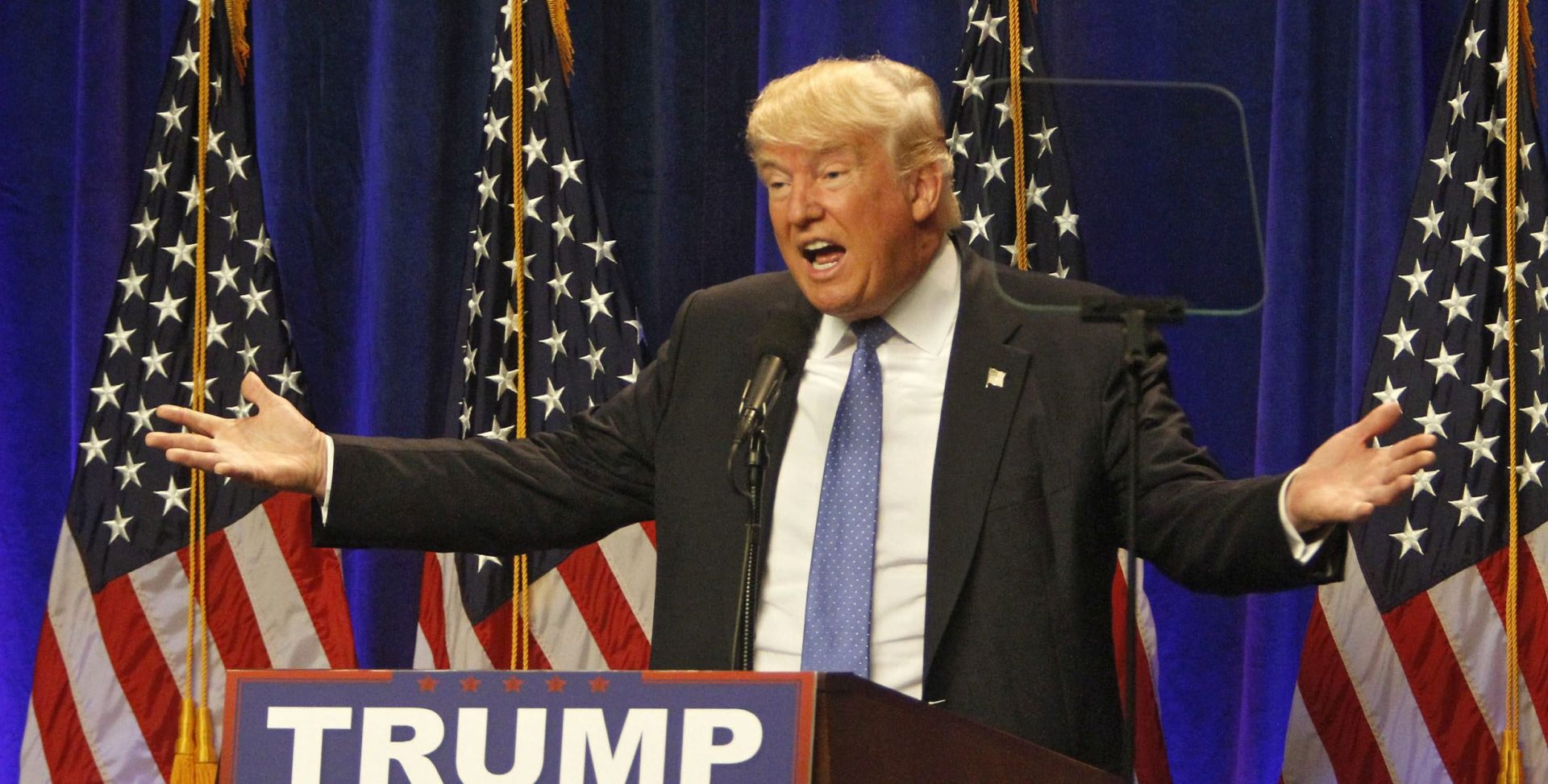 PREDSJEDNIČKI IZBORI: Podjela u republikanskim redovima zbog Trumpa