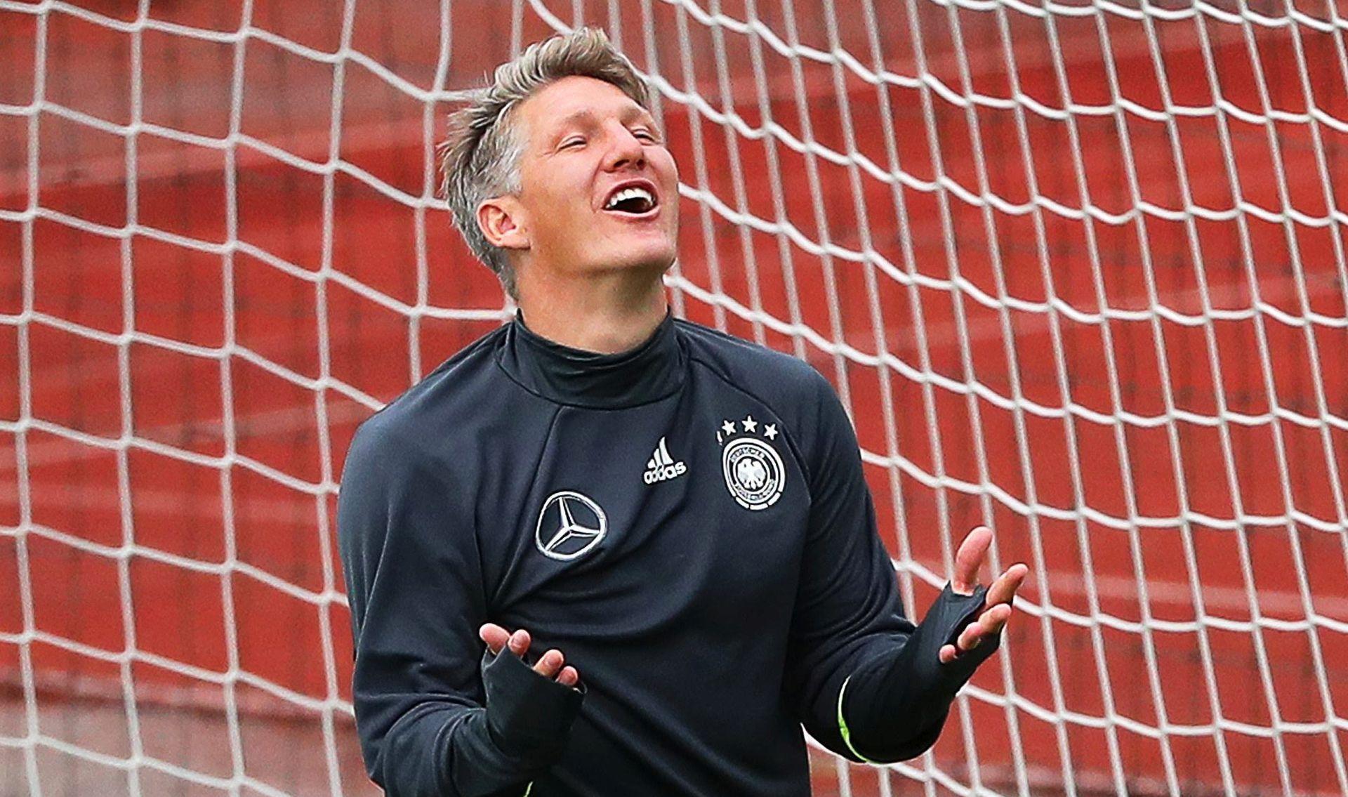 NAJVIŠE NASTUPA Bastian Schweinsteiger ušao u povijest
