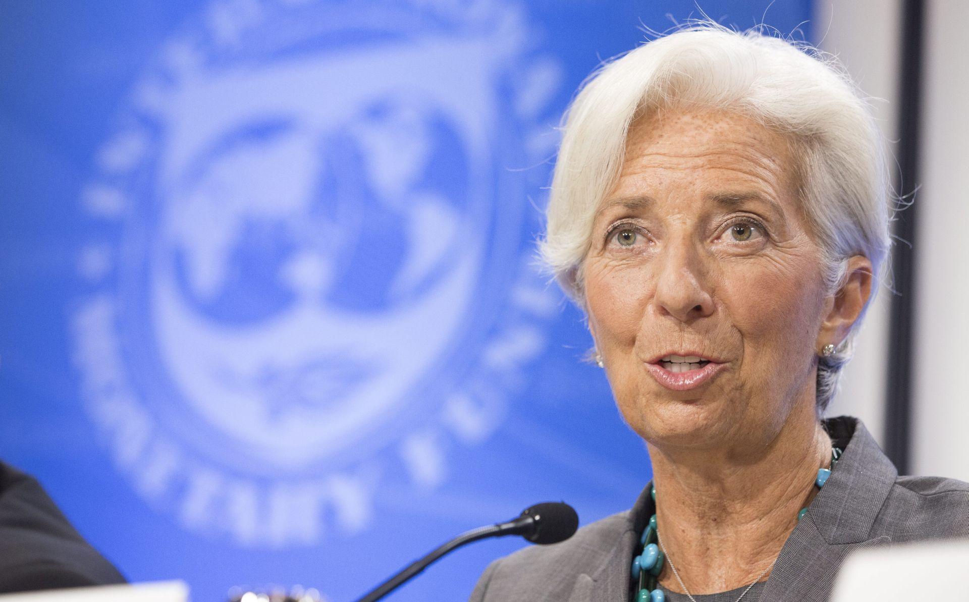 LAGARDE 'Brexit neće izazvati globalnu recesiju'