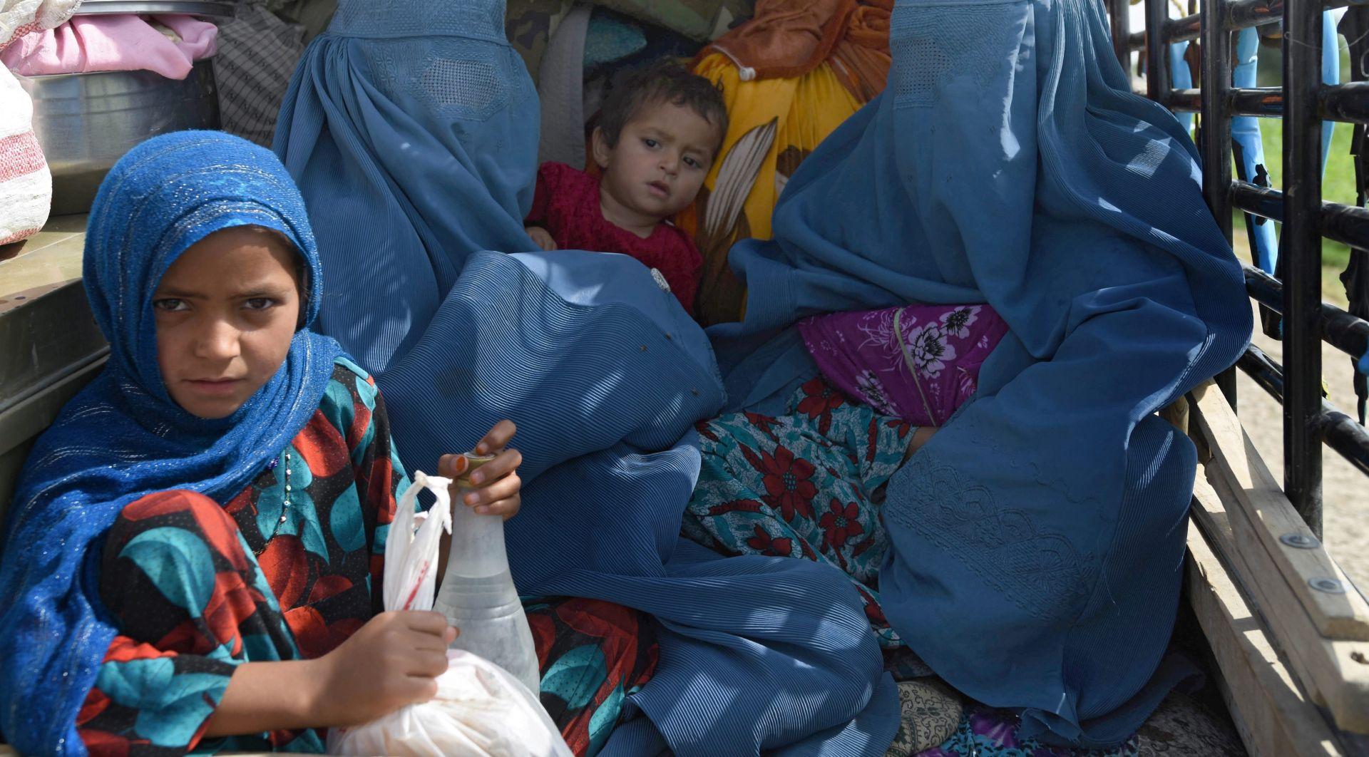 UJEDINJENI NARODI U Afganistanu stradava sve više djece