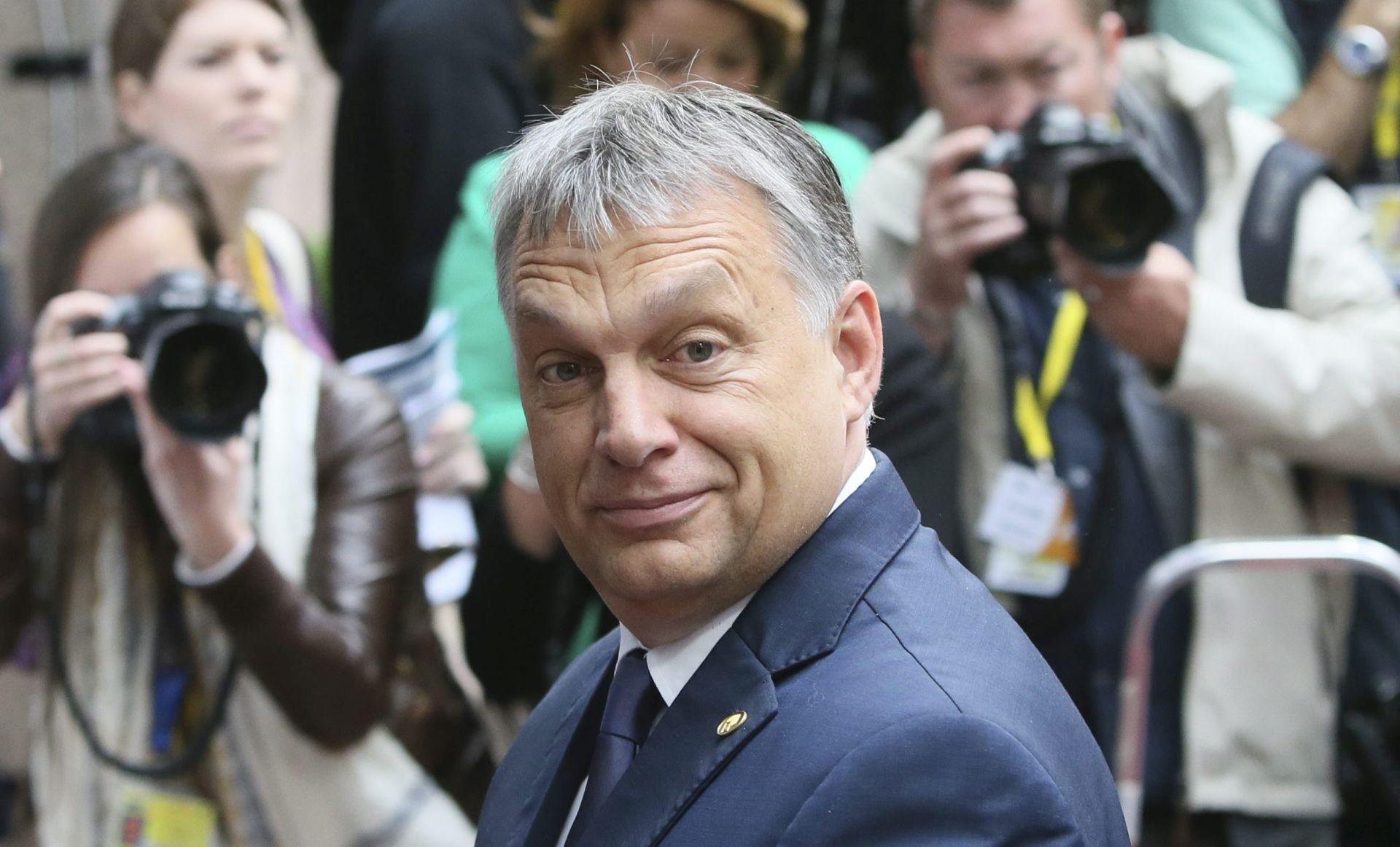 Orban smatra da bi Europa trebala slijediti Trumpove sigurnosne prijedloge