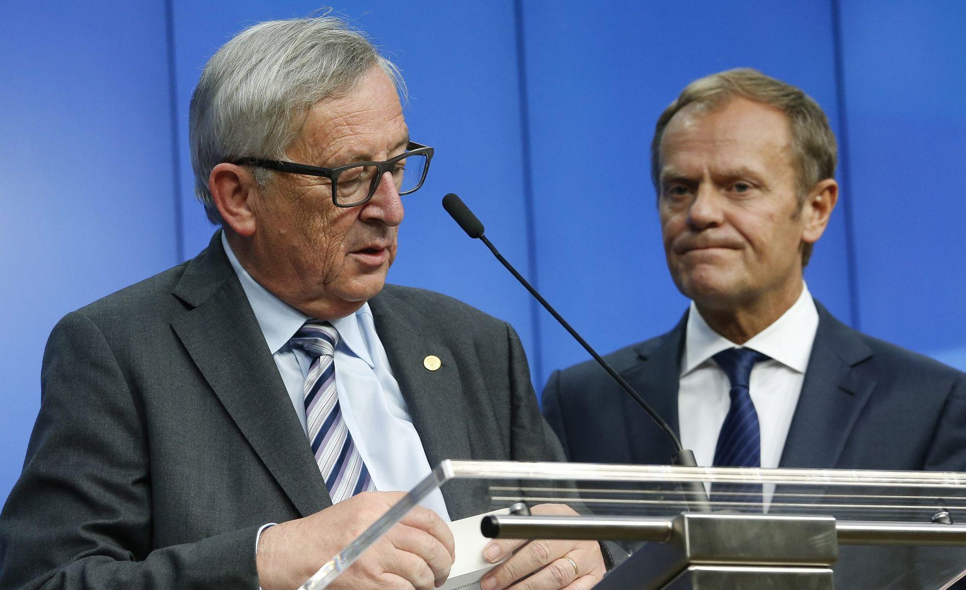 Čelnici Europske unije osuđuju napad u Nici