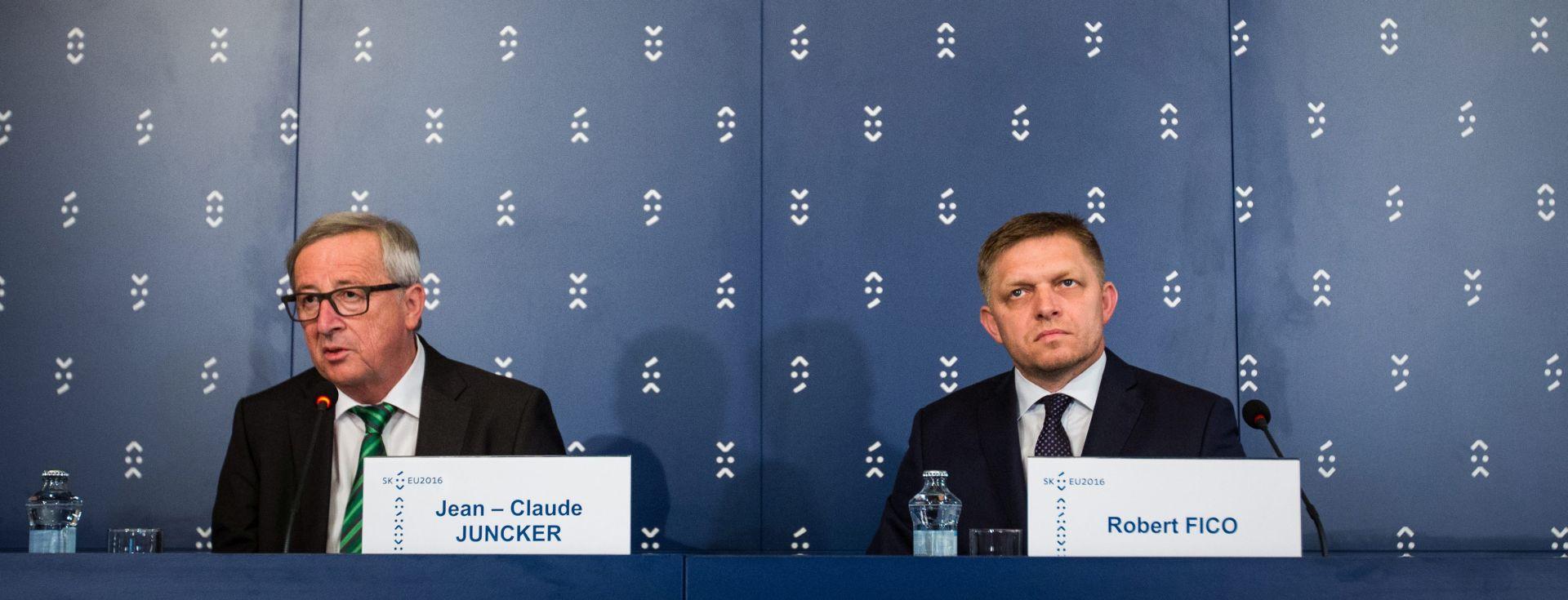 Slovačka upozorava na rizik od terorizma zbog migranata