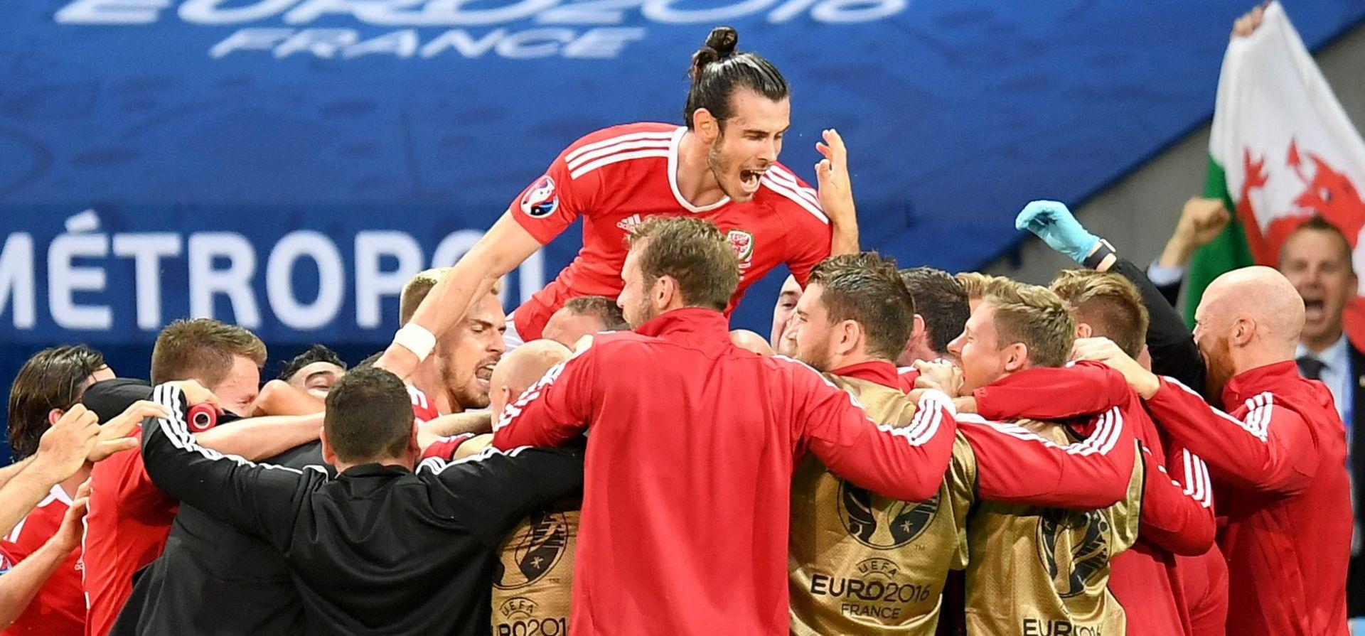 Wales ostvario povijesni uspjeh i došao do polufinala EURO-a!