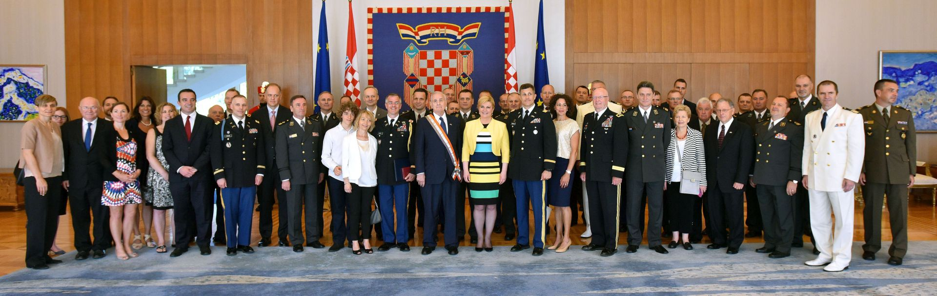 Obilježena dva desetljeća bilateralne obrambene suradnje Hrvatske i SAD-a