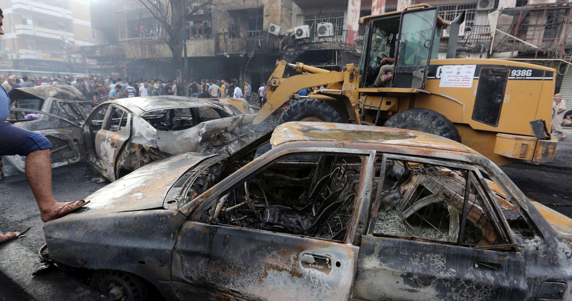 EKSPLOZIJA AUTOBOMBE: U Bagdadu 23 mrtvih, više od 45 ozlijeđenih