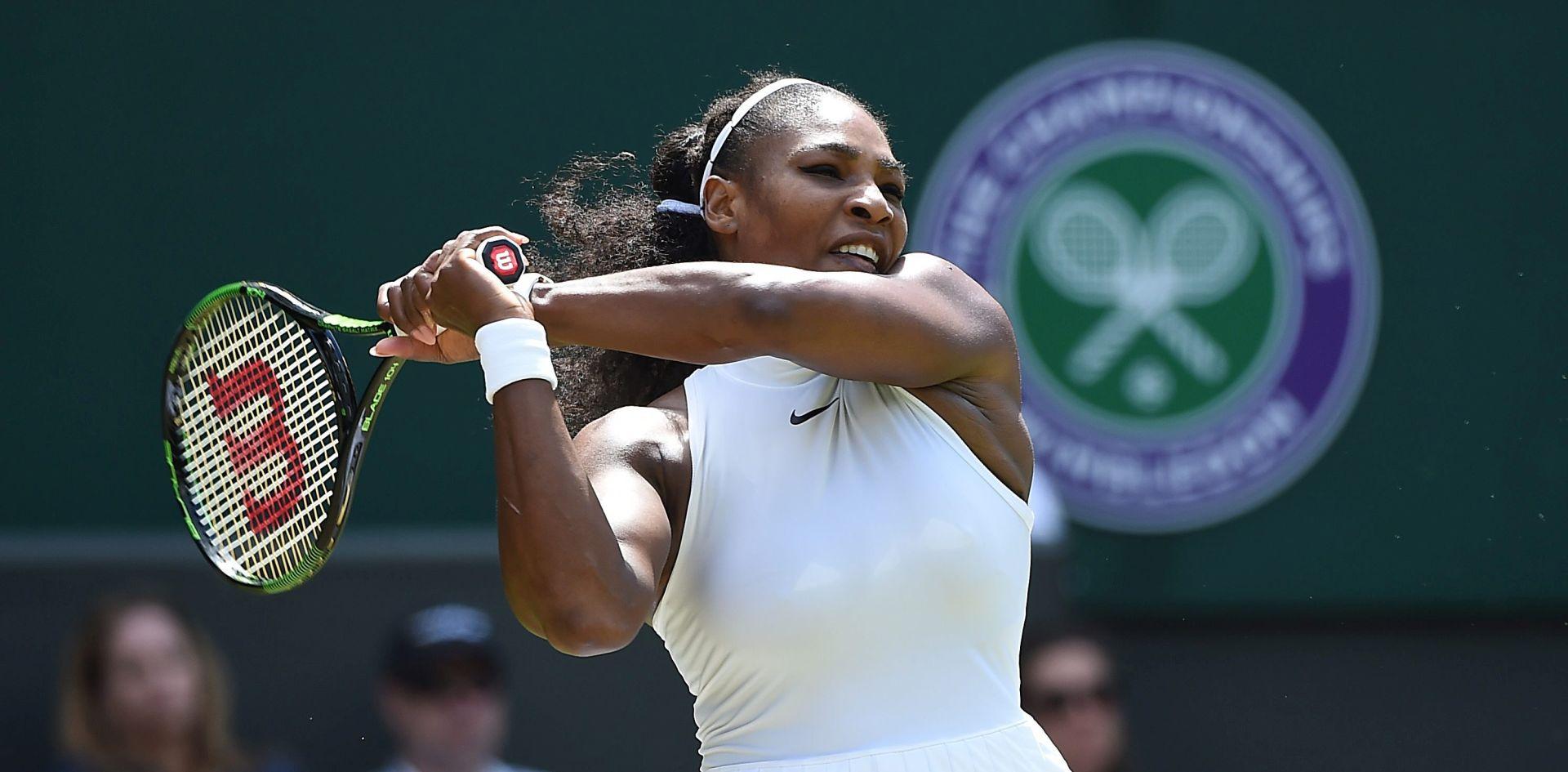 WIMBLEDON Serena protiv Kerber za naslov