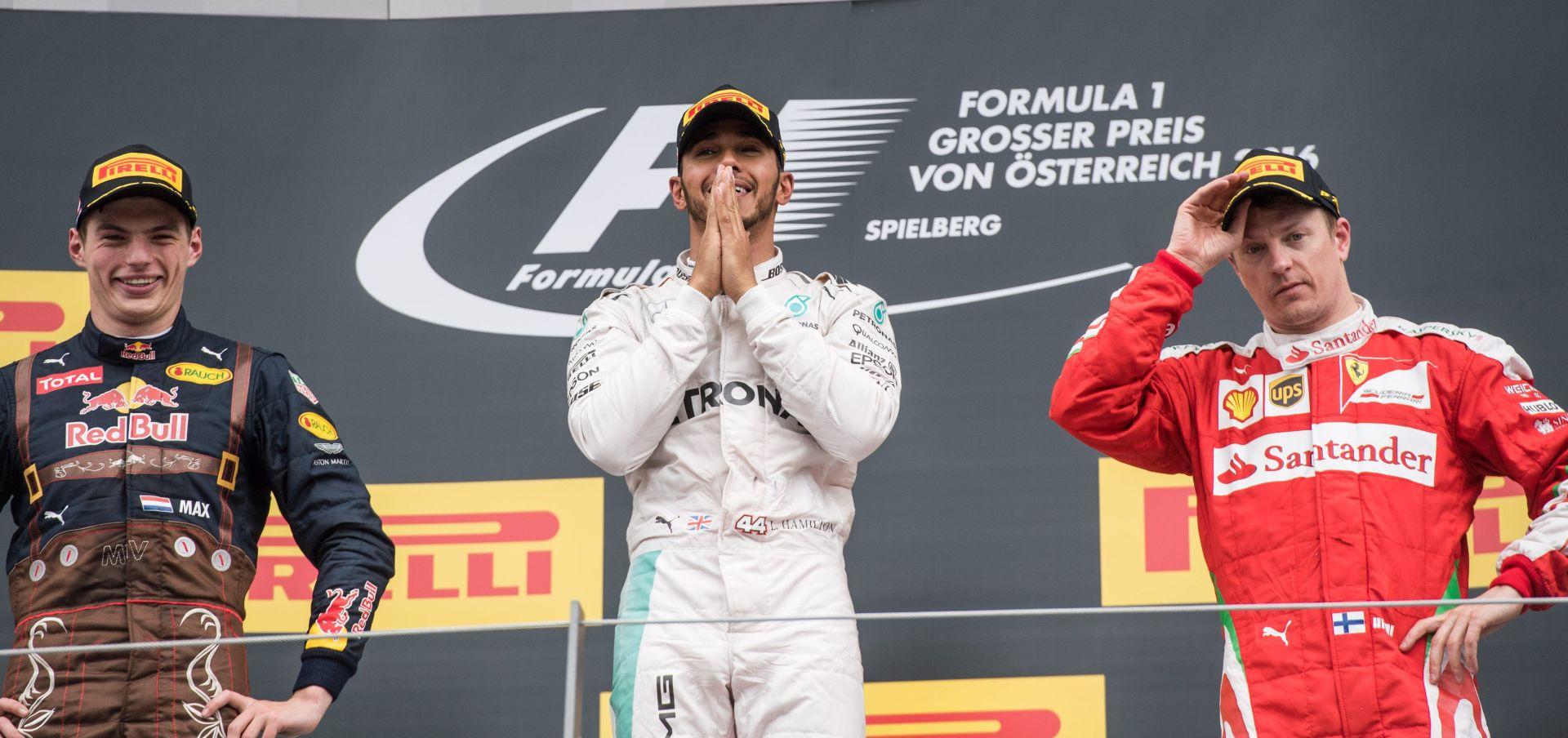 FORMULA 1 Kontroverzna pobjeda Lewisa Hamiltona u Austriji