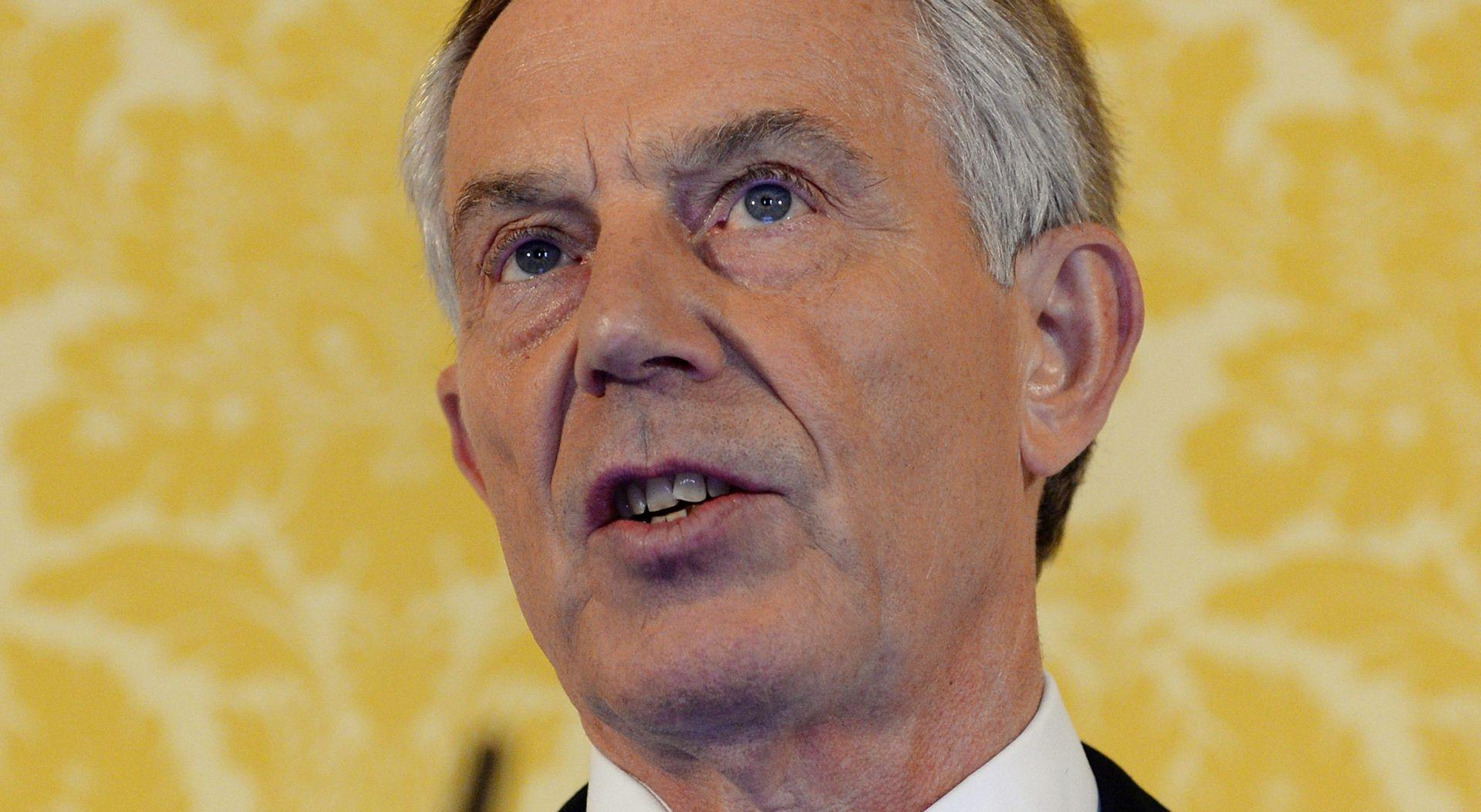 Tony Blair na ljetovanju na Čiovu