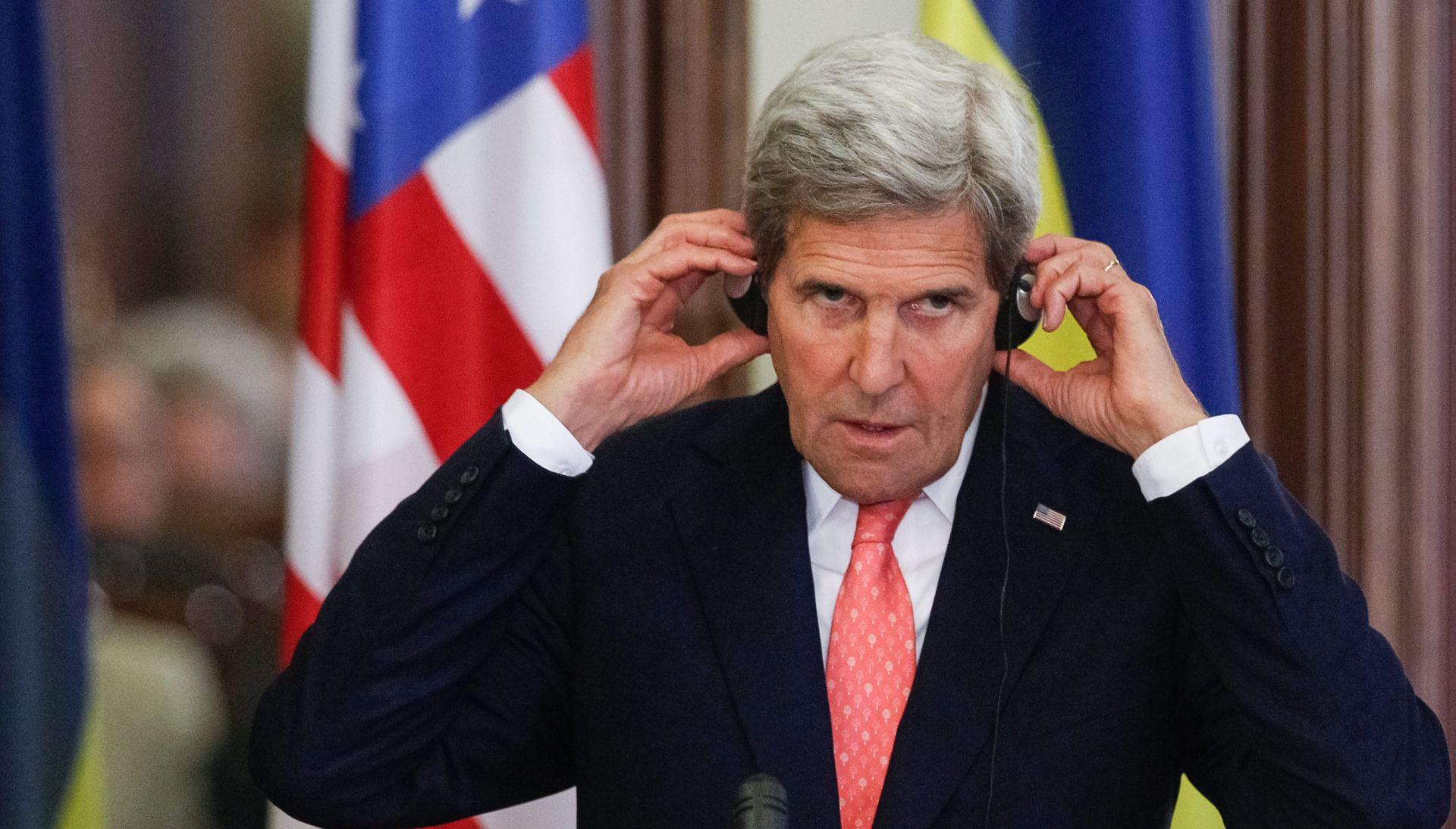 Kerry u Moskvi s Rusijom dogovara vojnu suradnju u Siriji