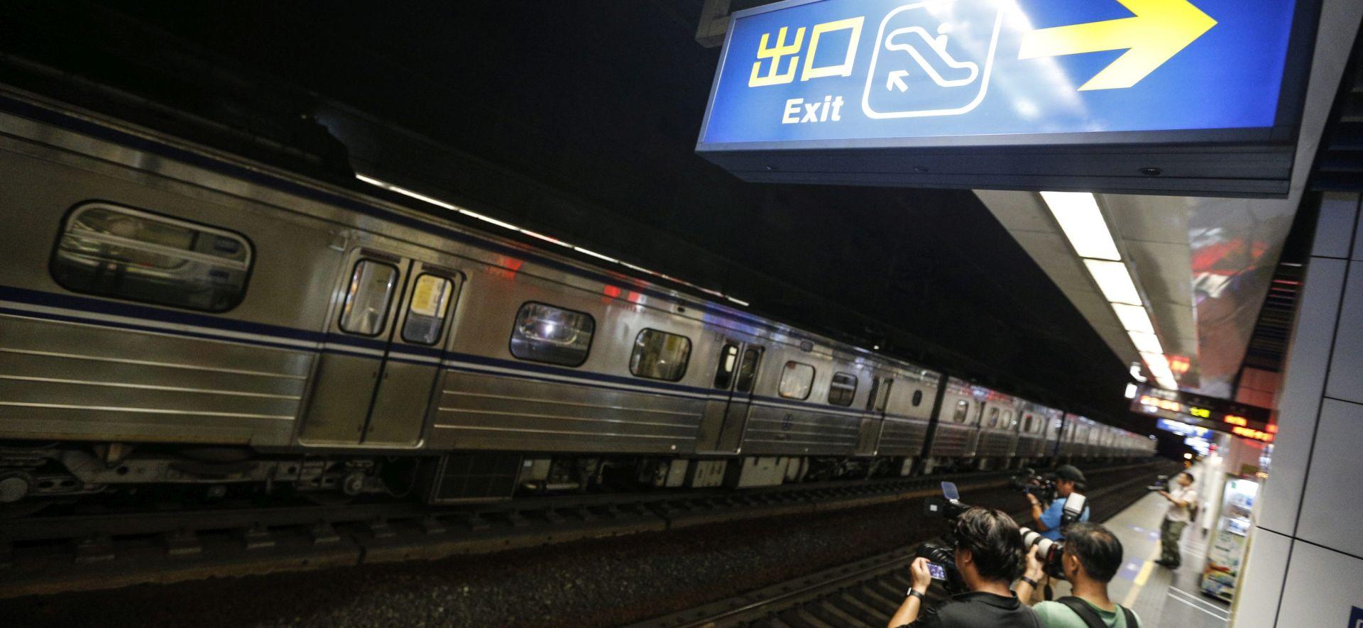 TAJVAN U eksploziji u vlaku 25 ozlijeđenih, bomba kućne izrade