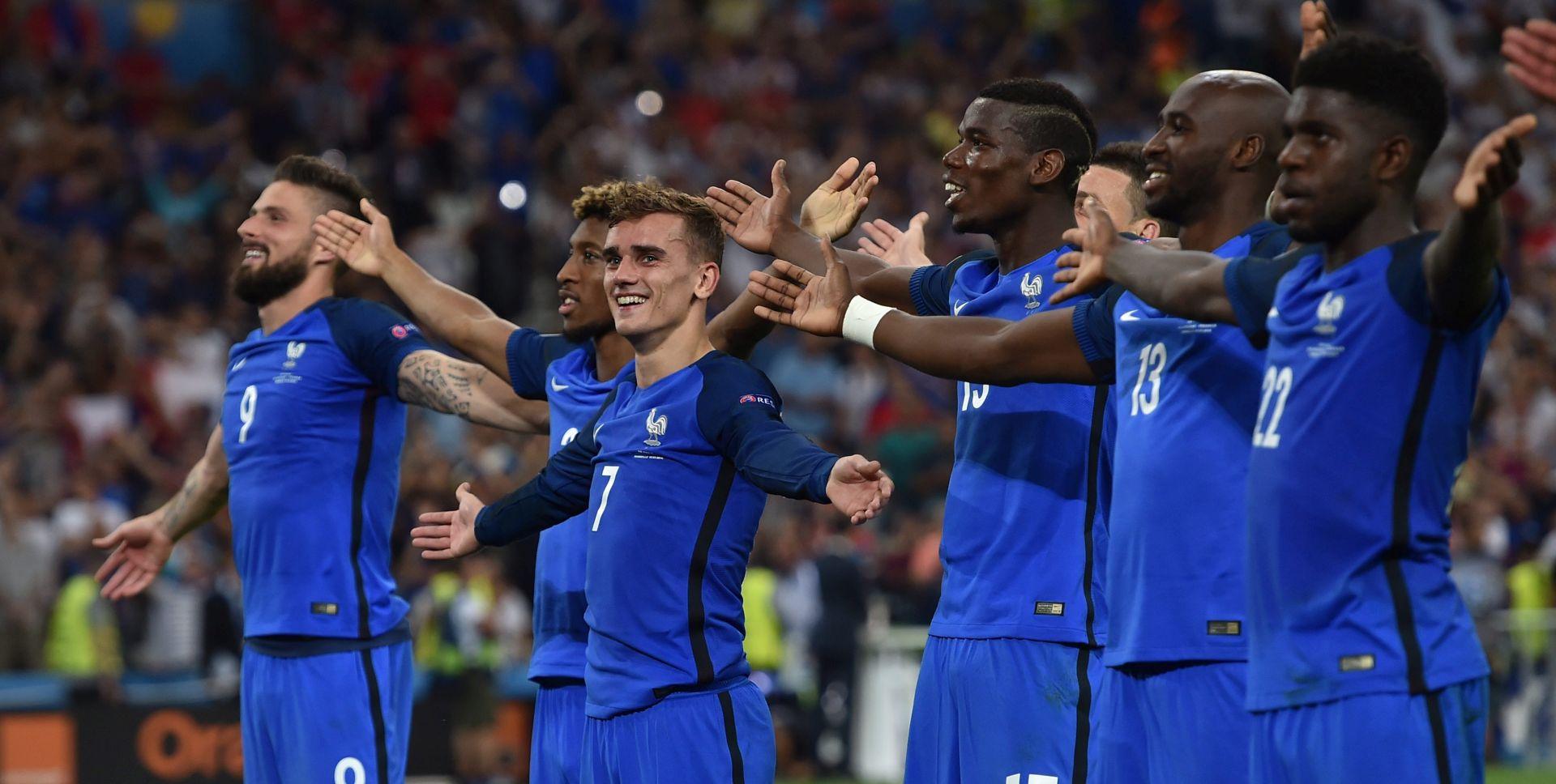 SVI JEDVA ČEKAMO NEDJELJU Francuzi protiv Portugalaca u finalu