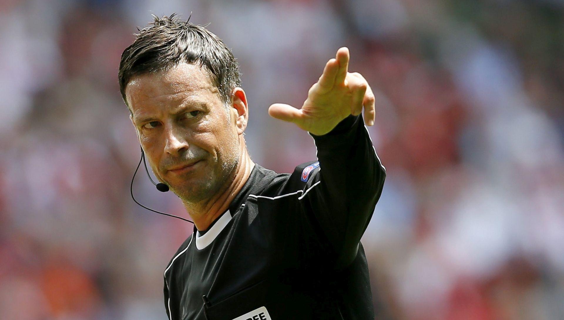 UEFA ODLUČILA Finale EURO-a sudi Mark Clattenburg