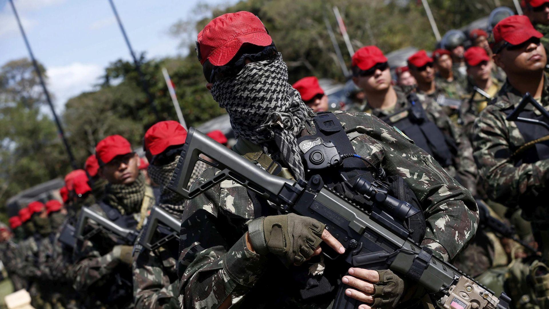 BRAZIL Federalna policija uhitila desetoricu, pripremali terorističke napade na Olimpijadi