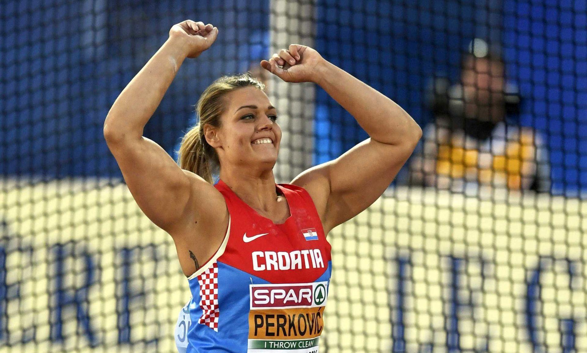 BRAVO SANDRA! Perković srušila rekord mitinga u Londonu i osvojila Dijamantnu ligu