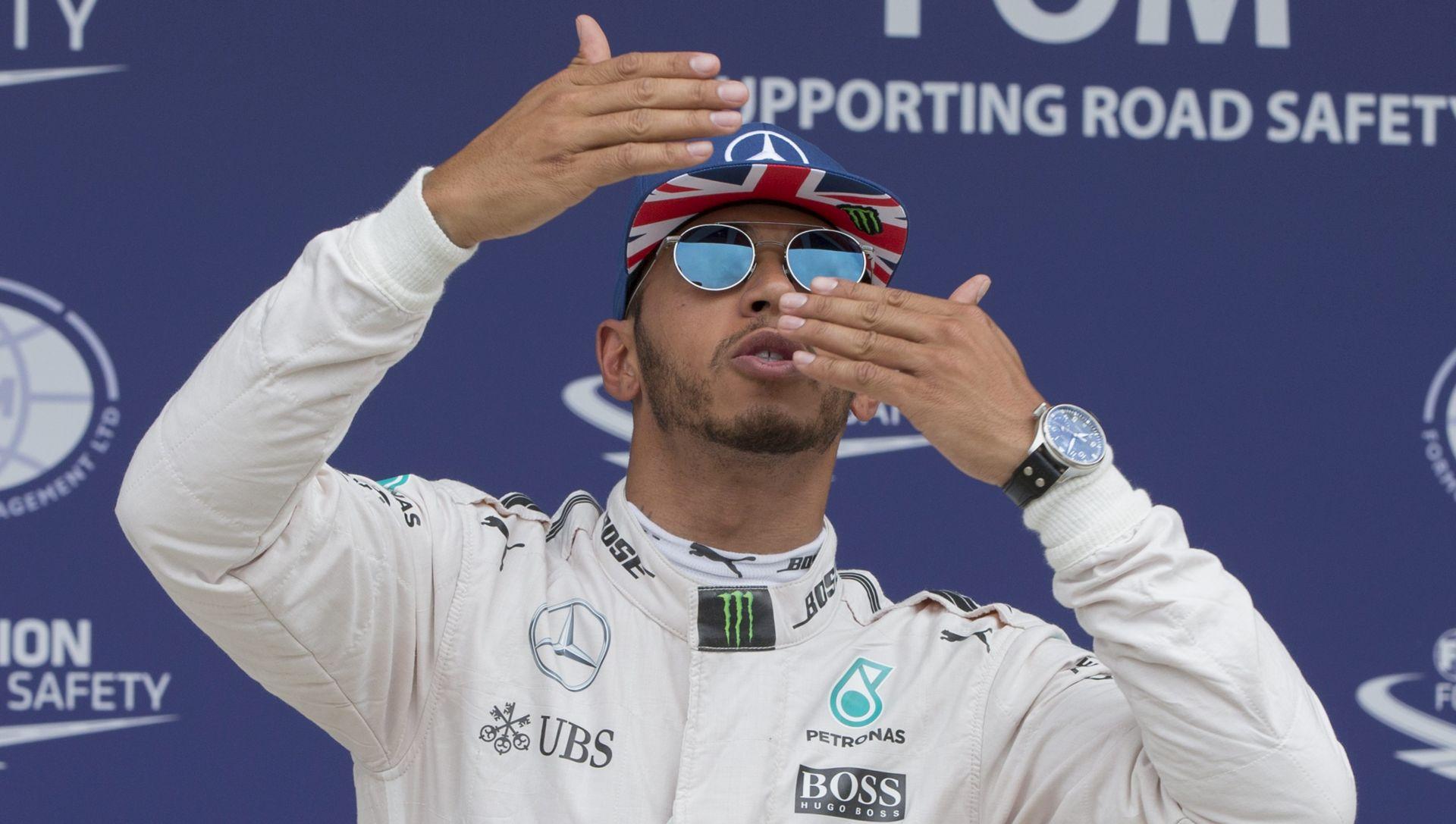 FORMULA 1 Hamilton sve bliži Prostu