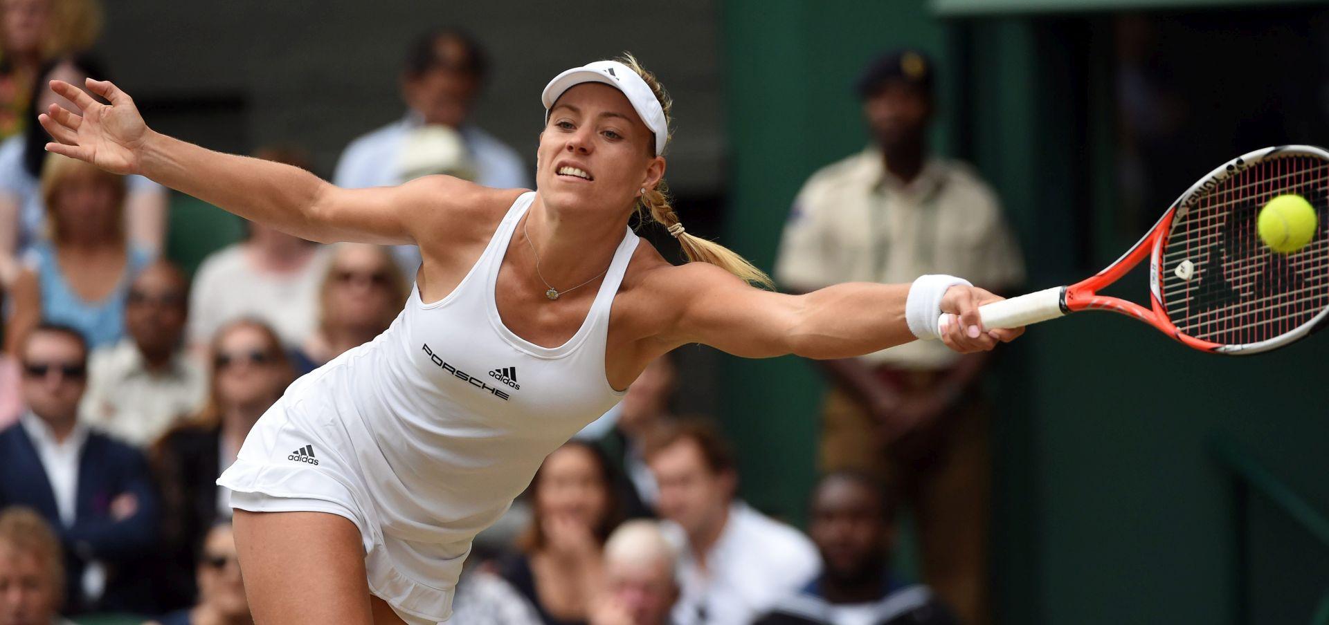 WTA MONTREAL Kerber slavila protiv Lučić Baroni
