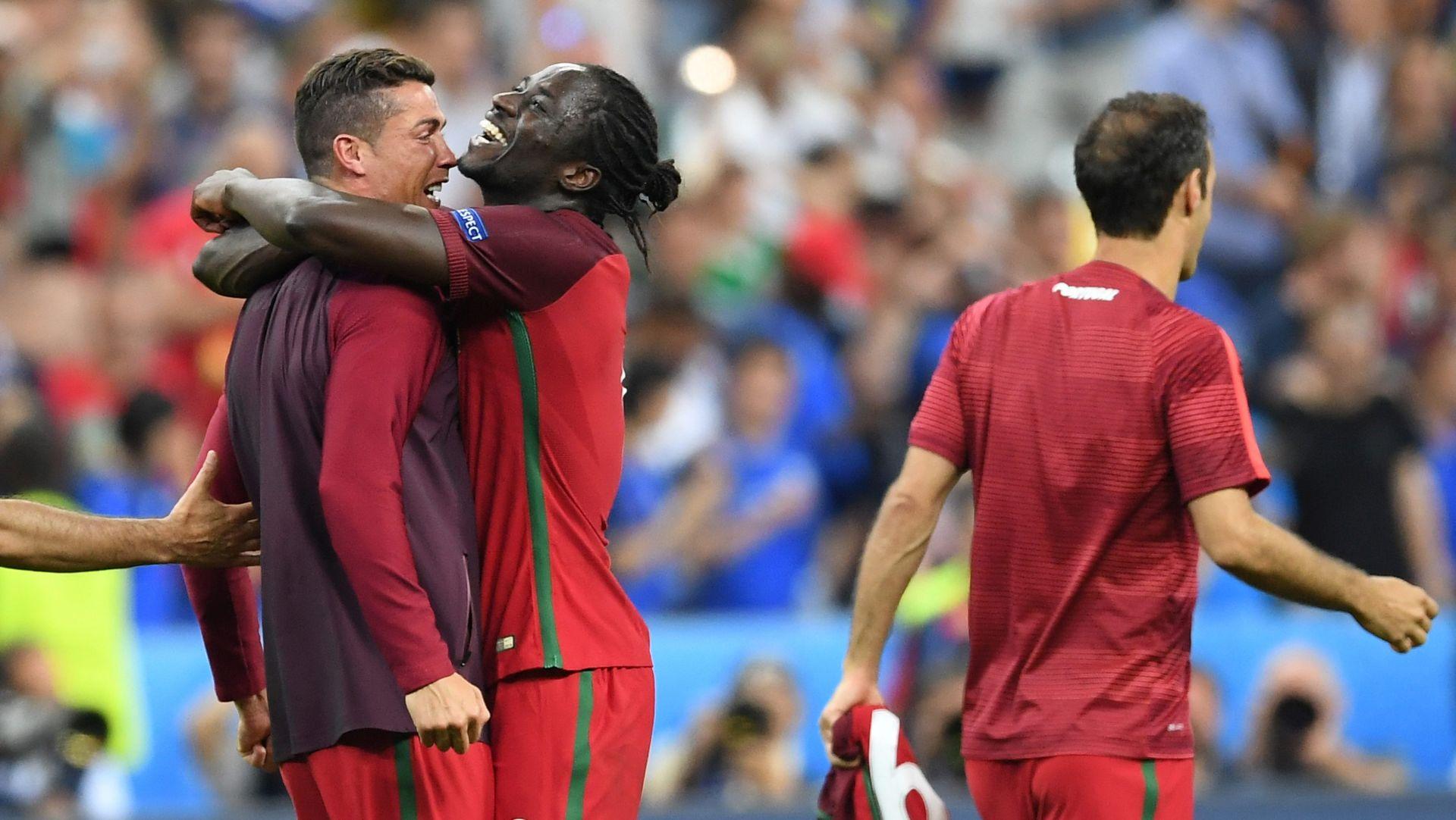 """EDÉR """"Ronaldo mi je rekao da ću zabiti pobjednički gol"""""""