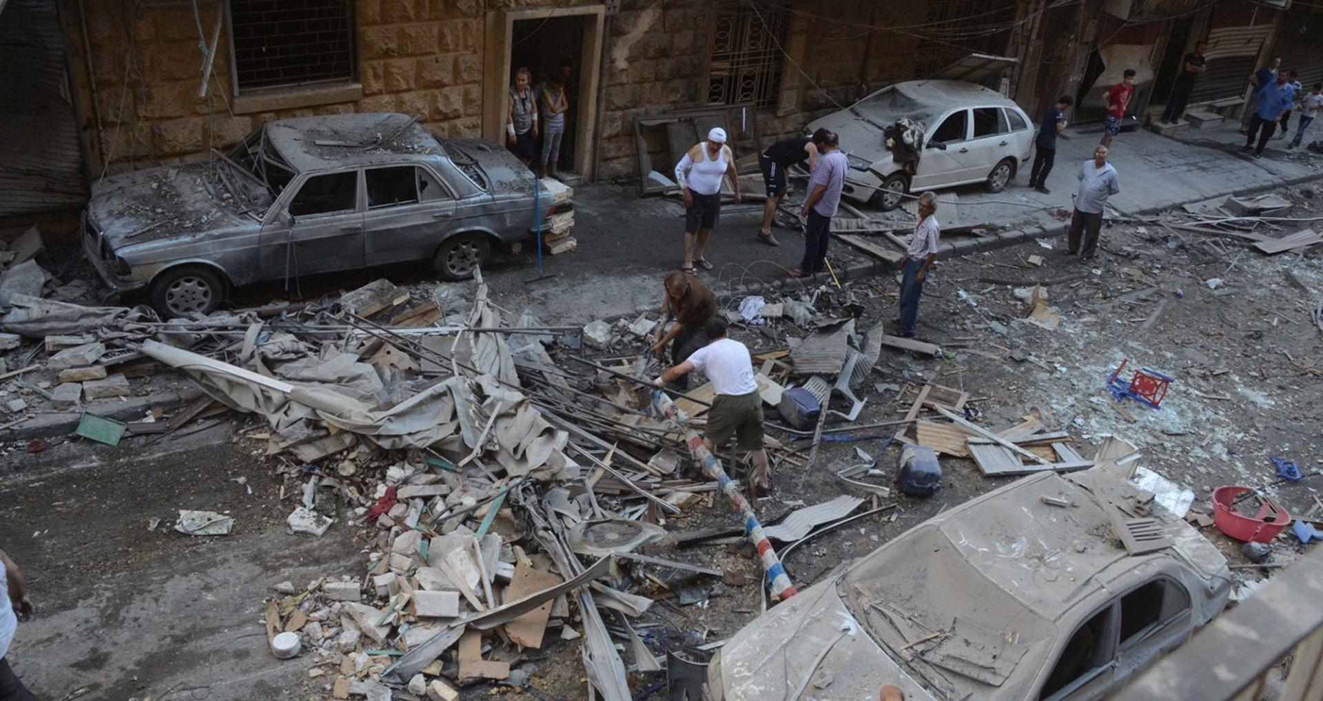 SIRIJA: 43 civila poginula u bombardiranju, Al Qaida pogubila 14 režimskih boraca