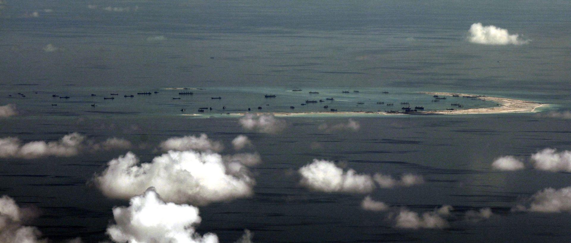 KINA NE PRIZNAJE ODLUKU HAAGA Postavljaju zonu zračne obrane iznad Južnokineskog mora