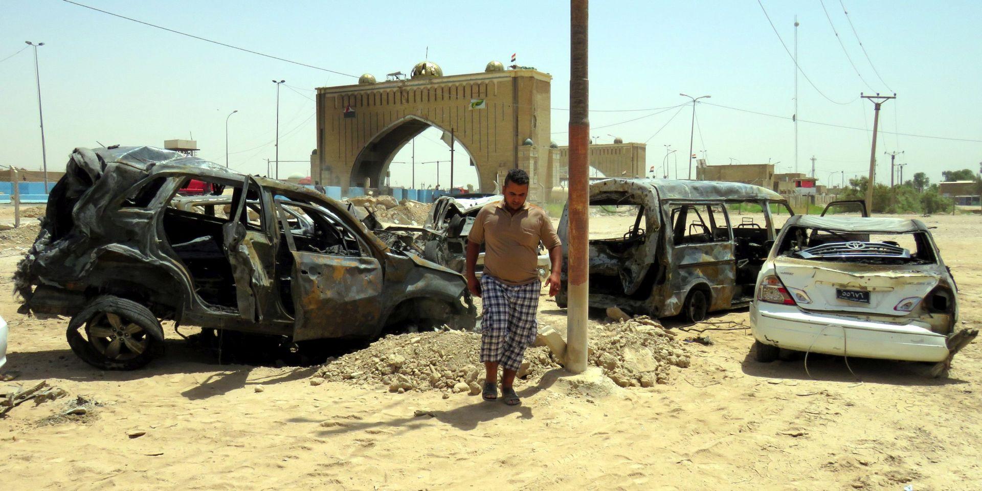 EKSPLOZIJA AUTOBOMBE U IRAKU Poginulo najmanje 17 ljudi, očekuje se rast broja žrtava