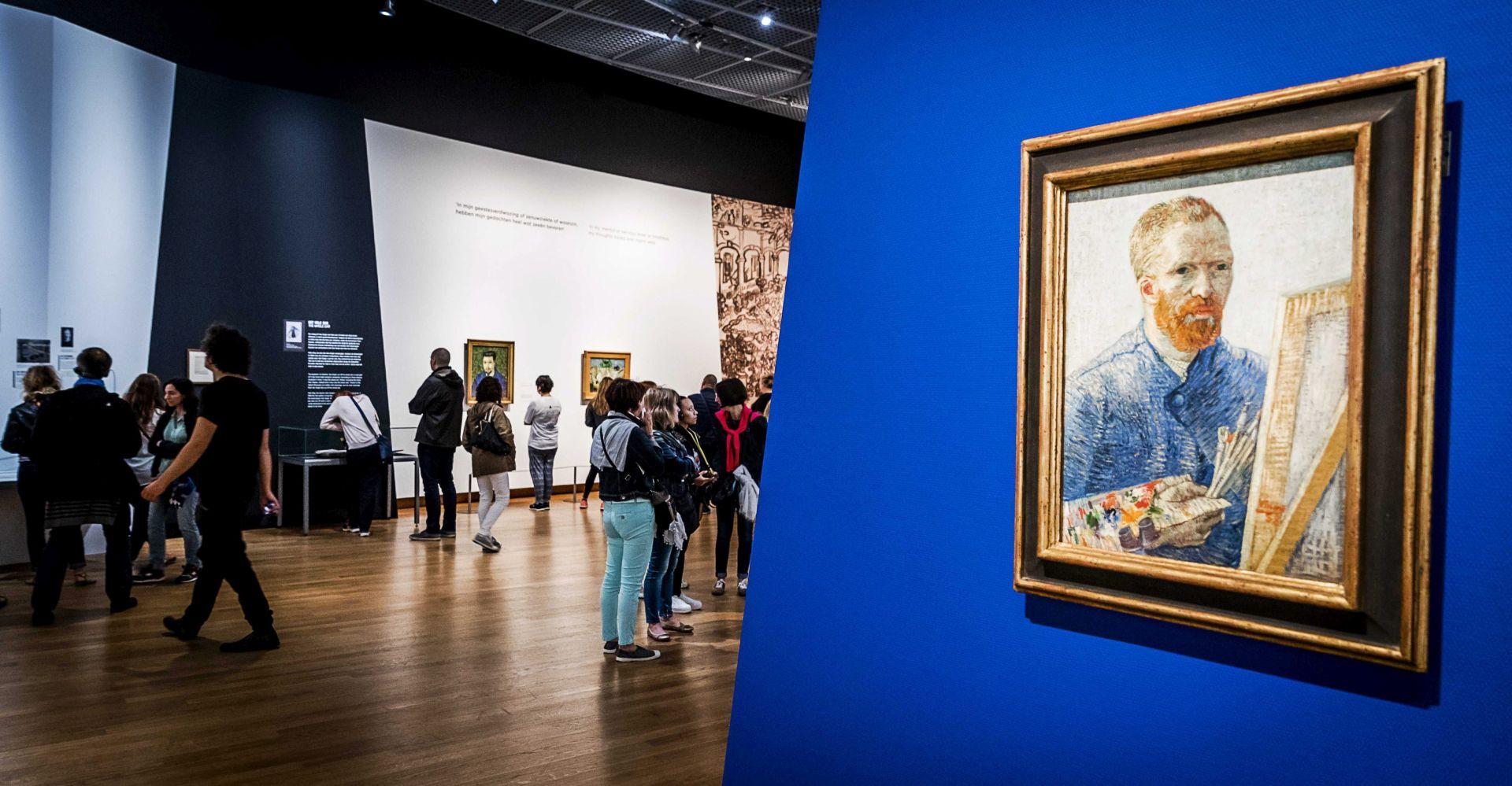Vincent Van Gogh 'dao je uho farmerovoj kćeri'