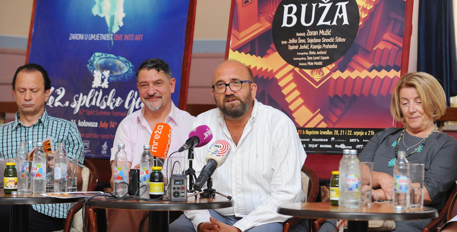 """Premijera drame """"Buža"""" na Splitskom ljetu 19. srpnja"""