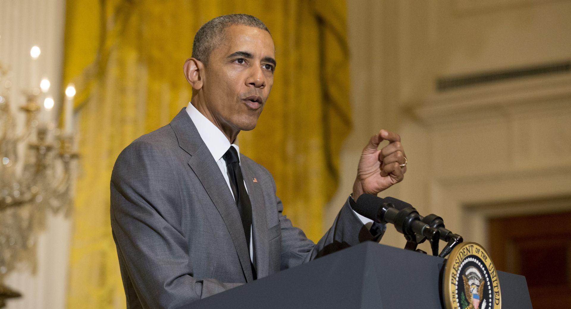 Obama nakon puča pozvao sve strane u Turskoj da poštuju pravnu državu