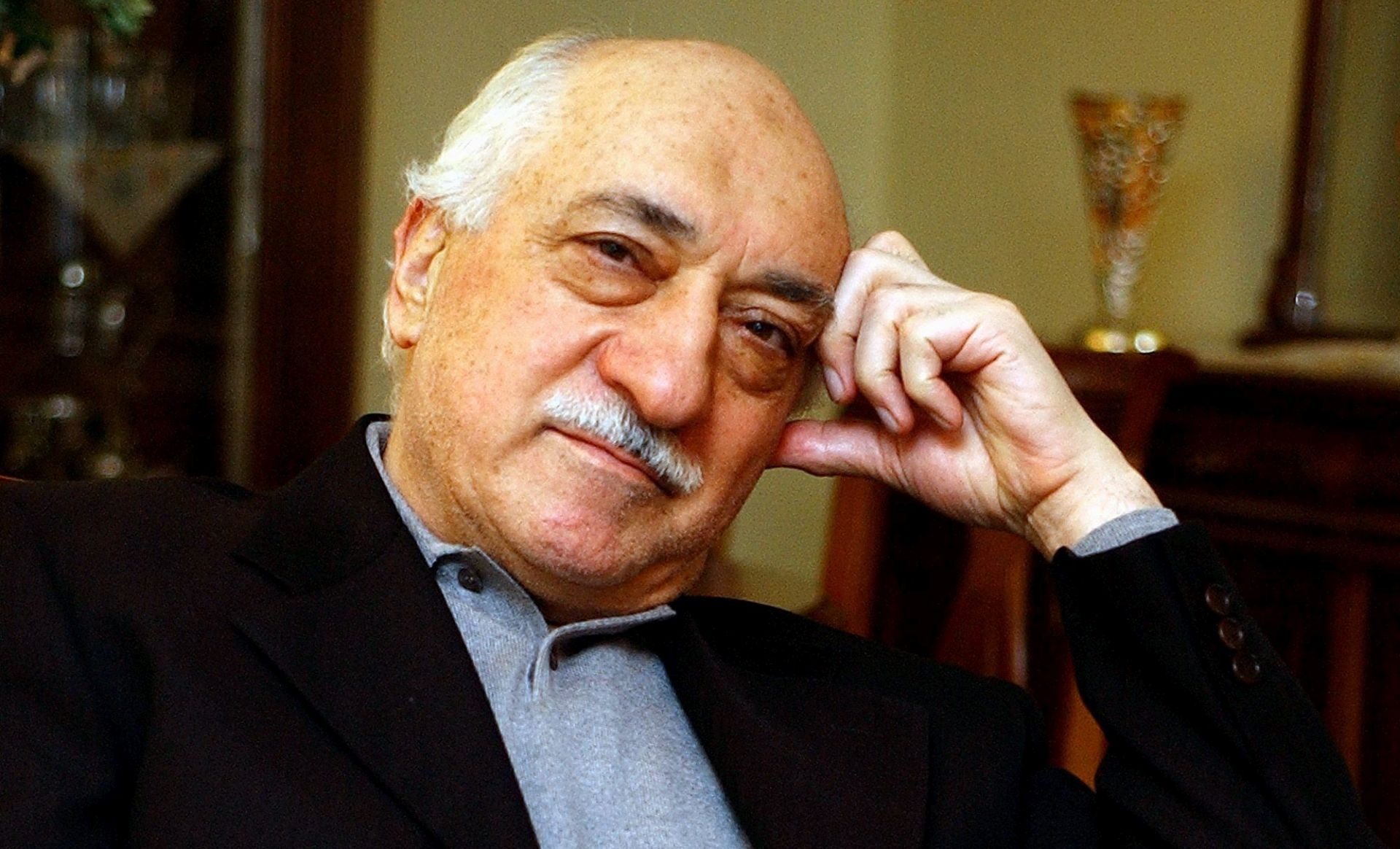 TURSKA Izdan uhidbeni nalog za Fetullahom Gulenom
