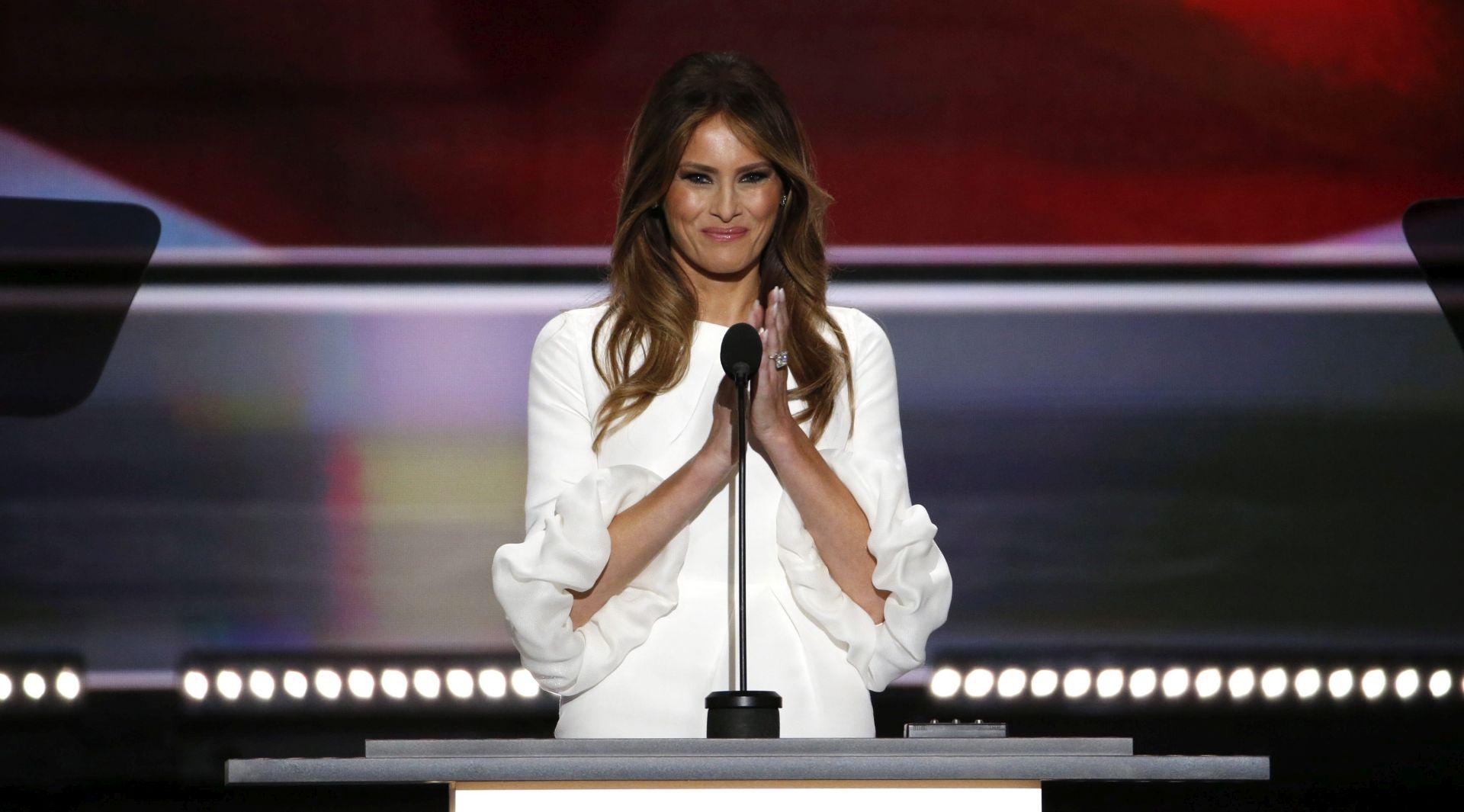 """TRUMPOVA ZAPOSLENICA PRIZNALA """"Ja sam kriva zbog govora Melanije Trump"""""""