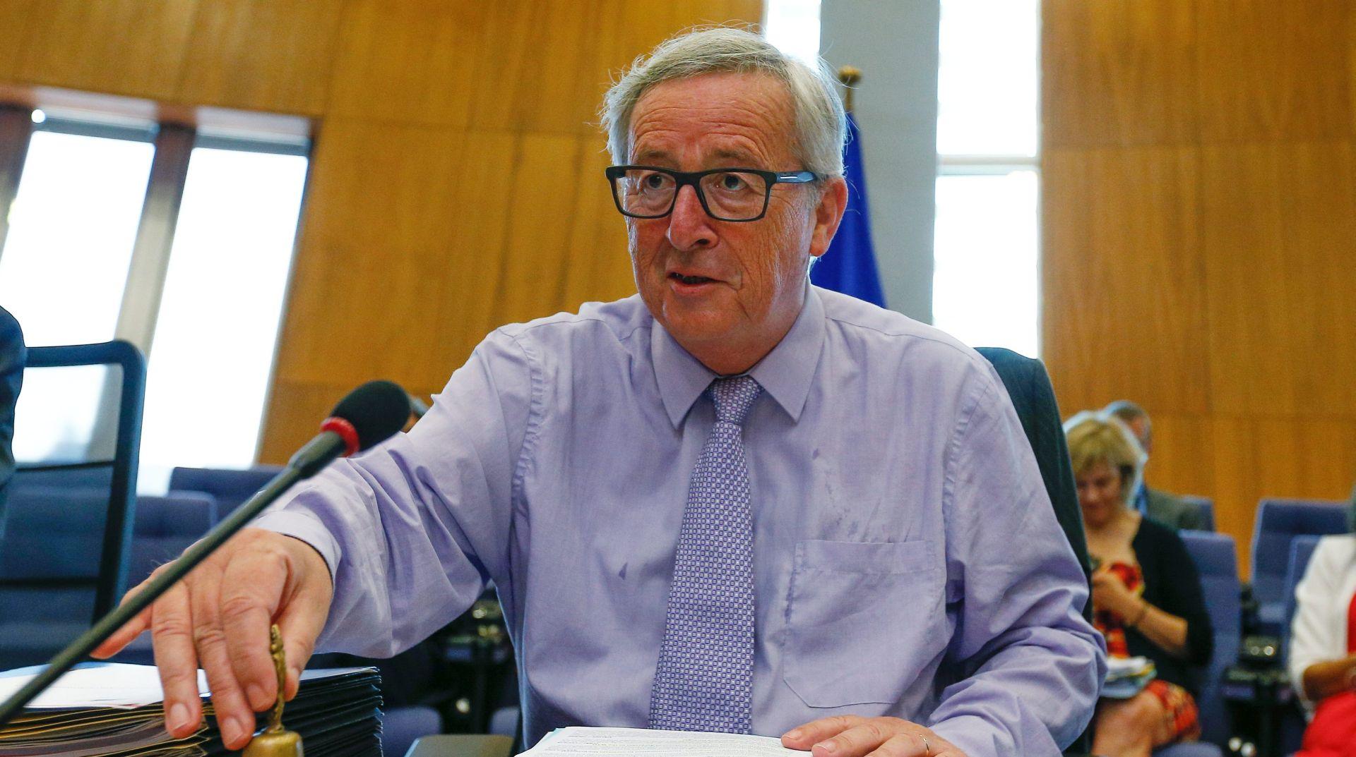 Juncker: Turska neće tako skoro u EU