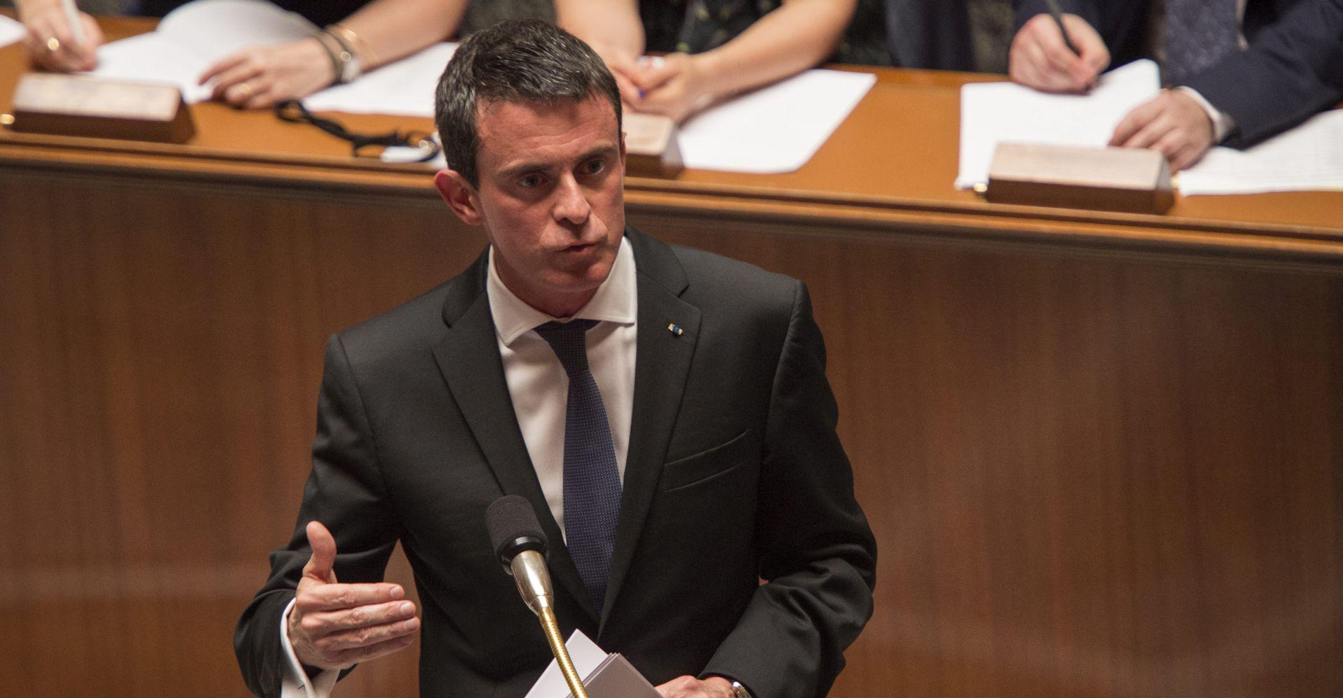 VALLS PRIZNAO Francusko pravosuđe napravilo veliku pogrešku